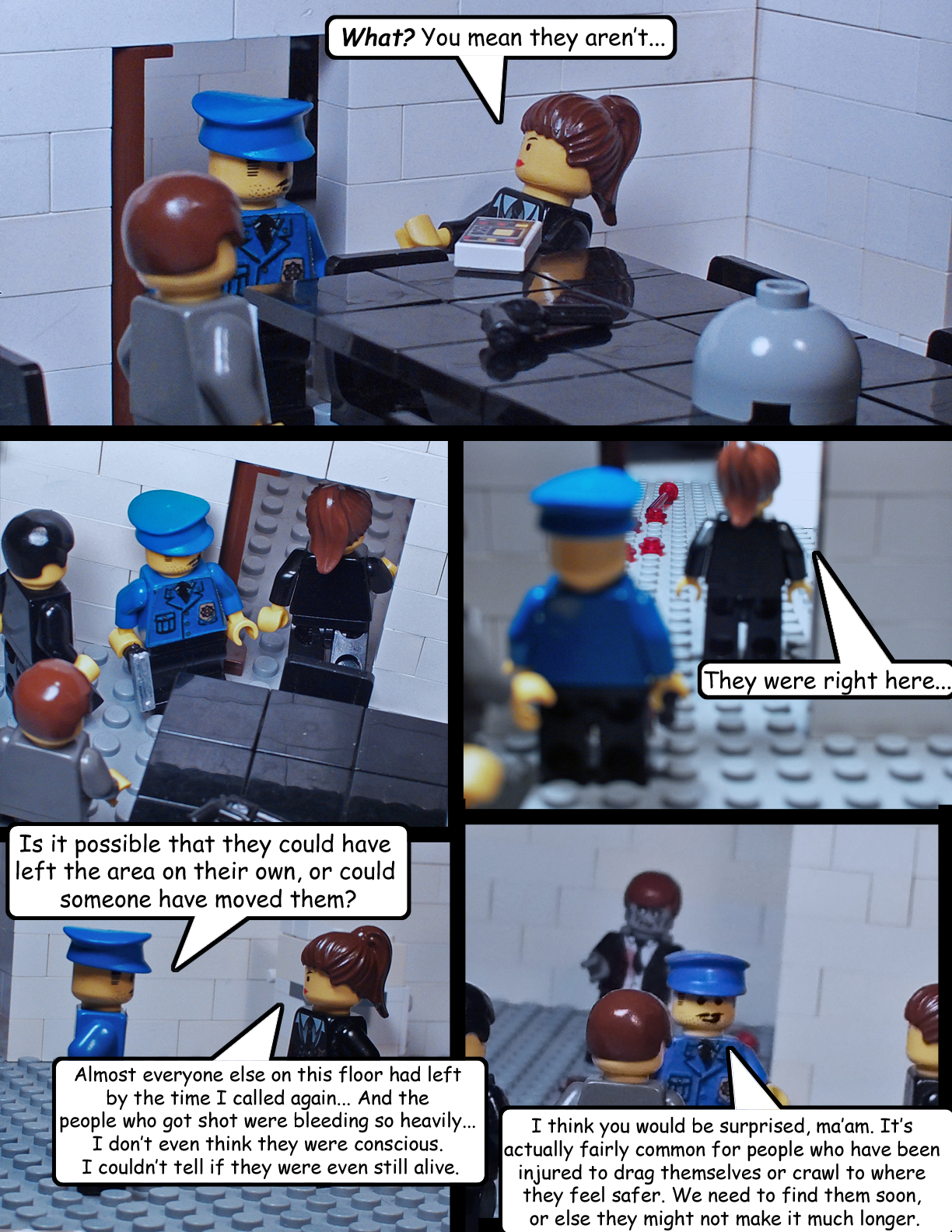 Zombie Outbrick: Episode 14