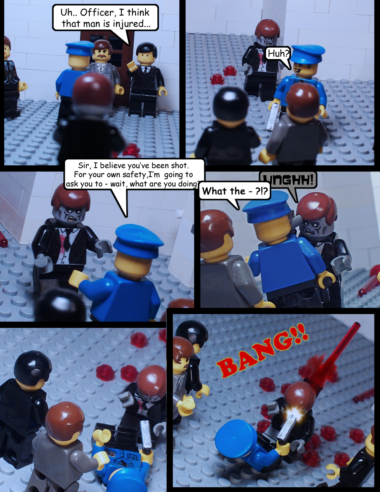 Zombie Outbrick: Episode 15