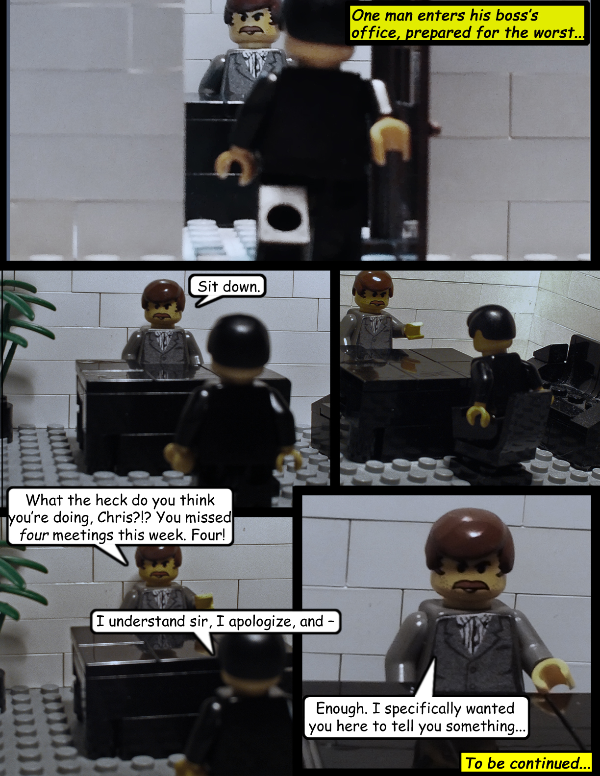 Zombie Outbrick: Episode 4