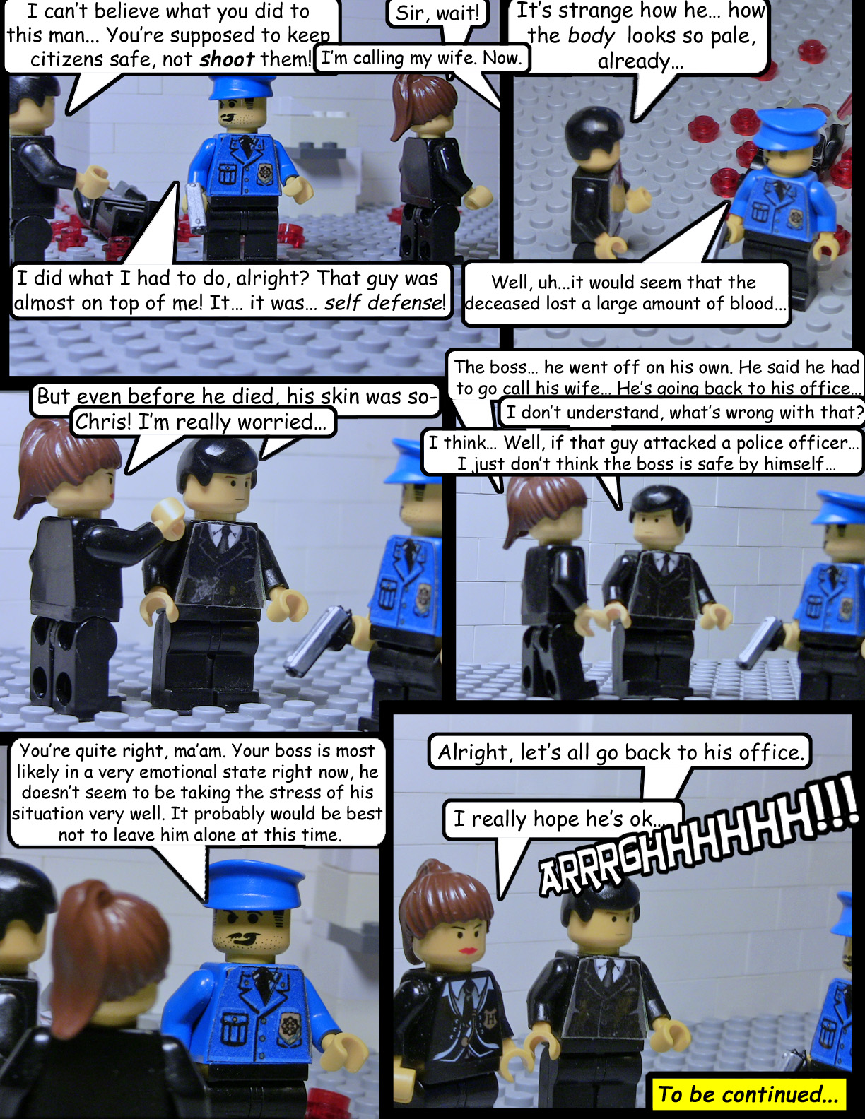 Zombie Outbrick: Episode 17