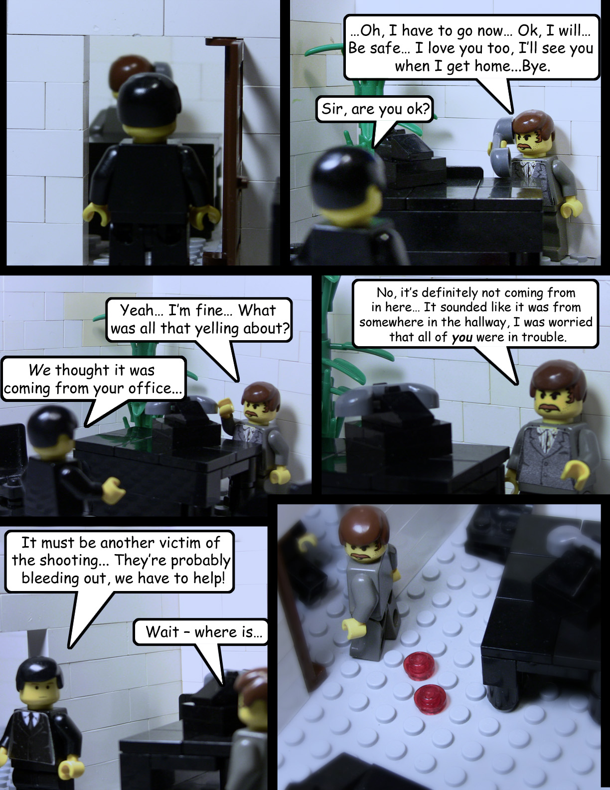 Zombie Outbrick: Episode 19