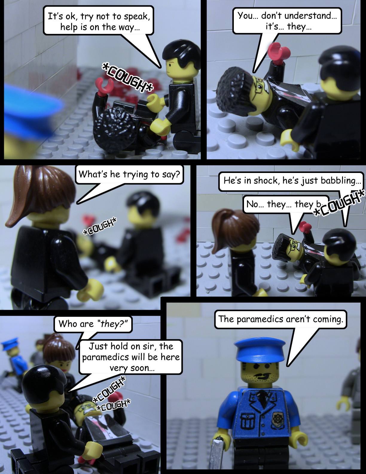 Zombie Outbrick: Episode 23