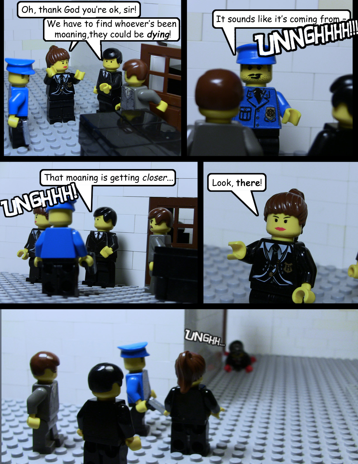 Zombie Outbrick: Episode 20