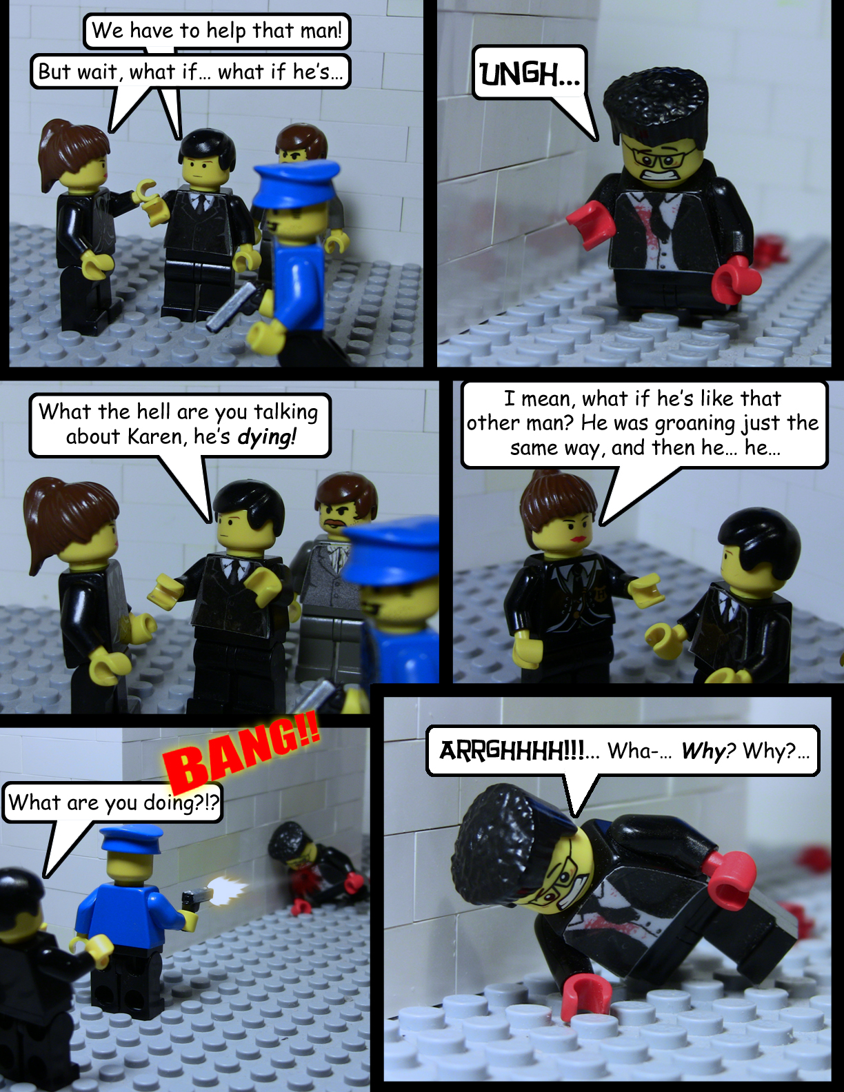 Zombie Outbrick: Episode 21