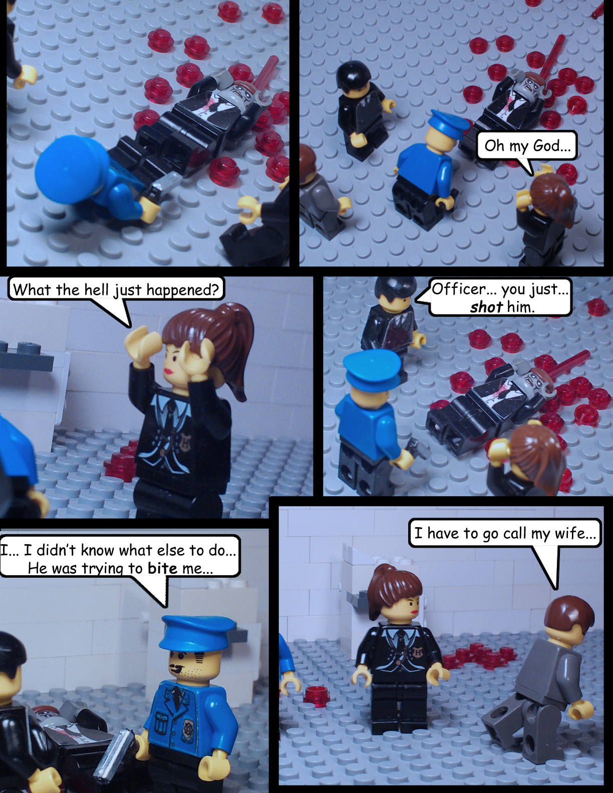 Zombie Outbrick: Episode 16
