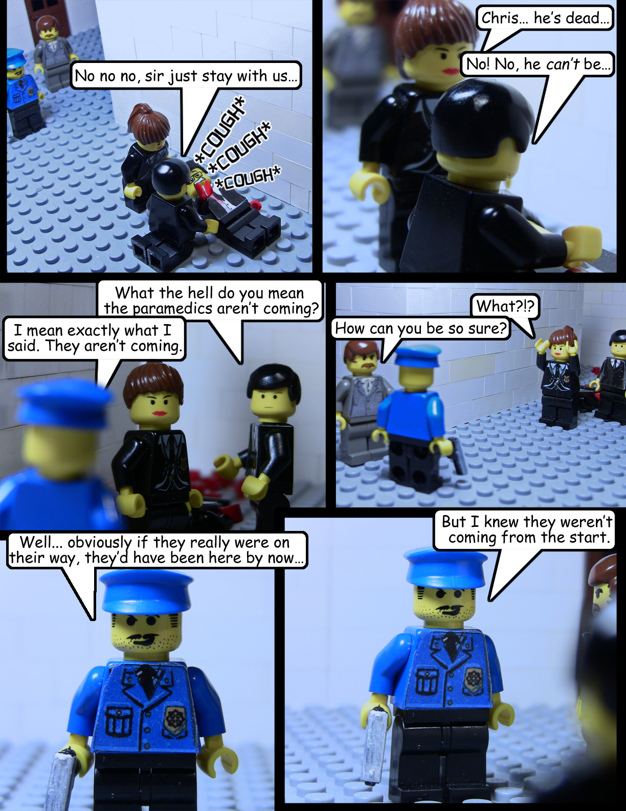 Zombie Outbrick: Episode 24