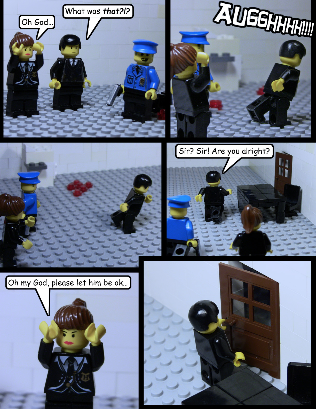 Zombie Outbrick: Episode 18