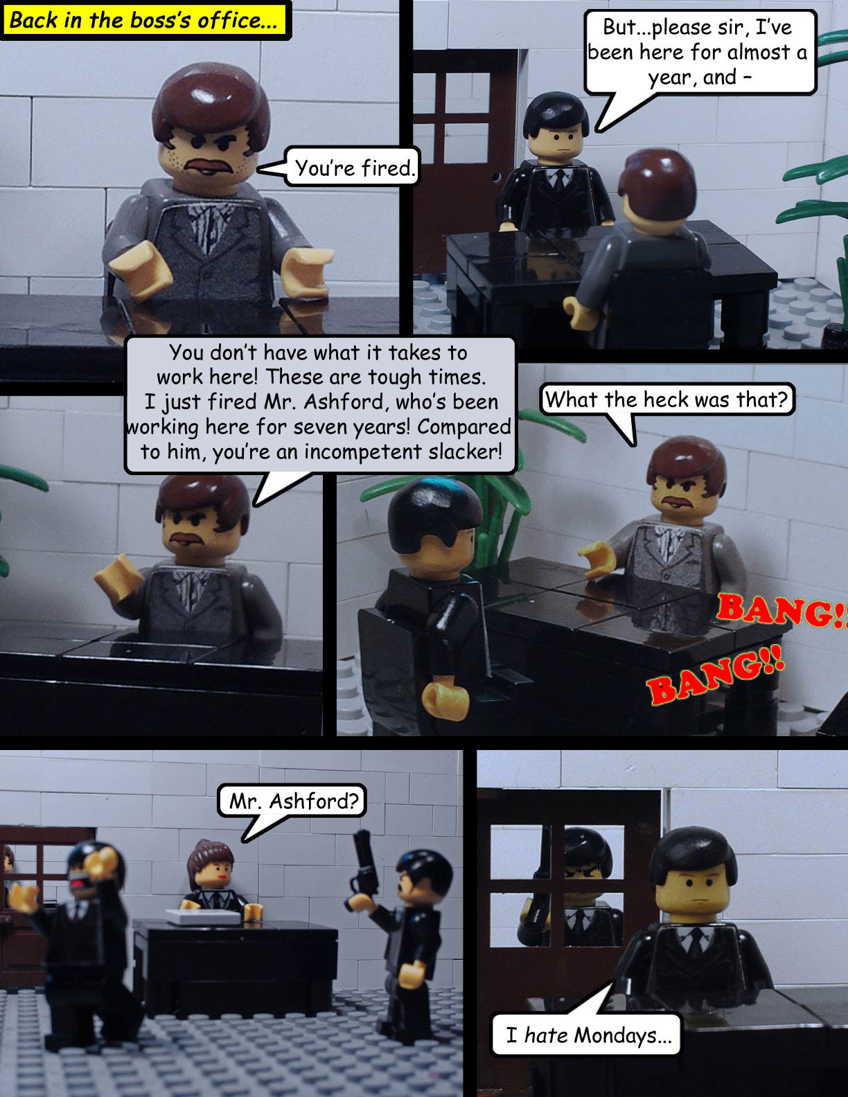 Zombie Outbrick: Episode 6