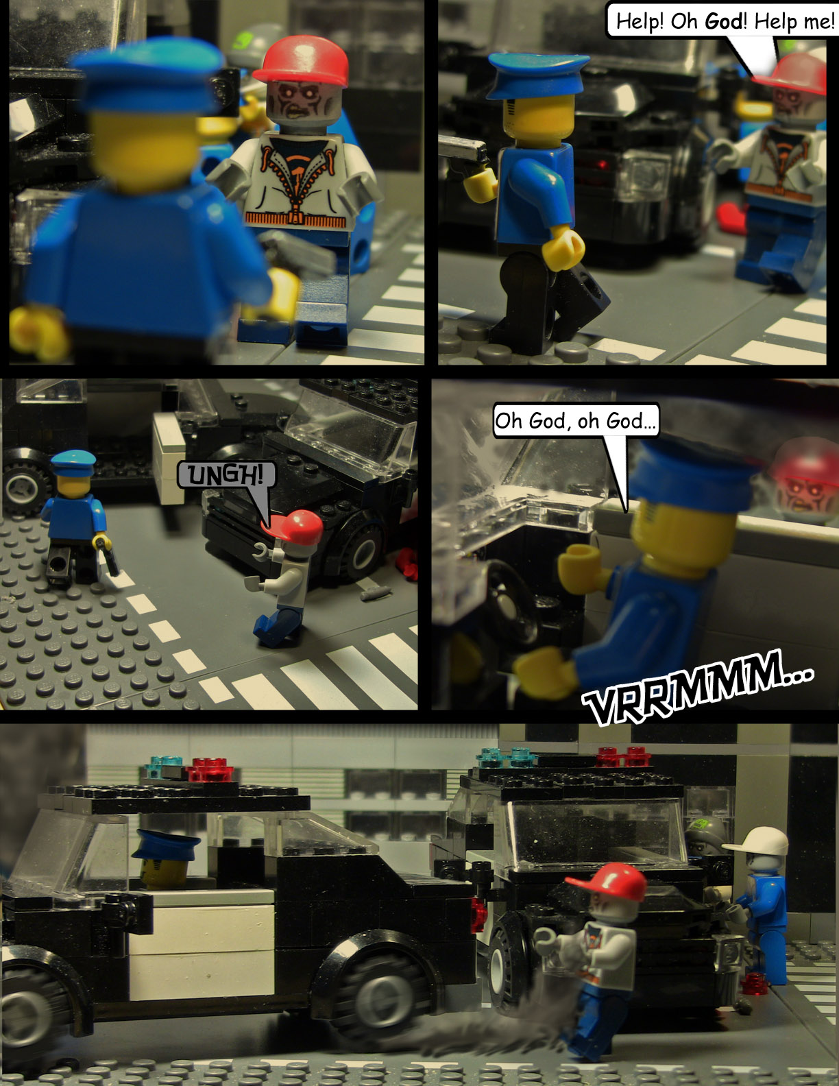 Zombie Outbrick: Episode 32