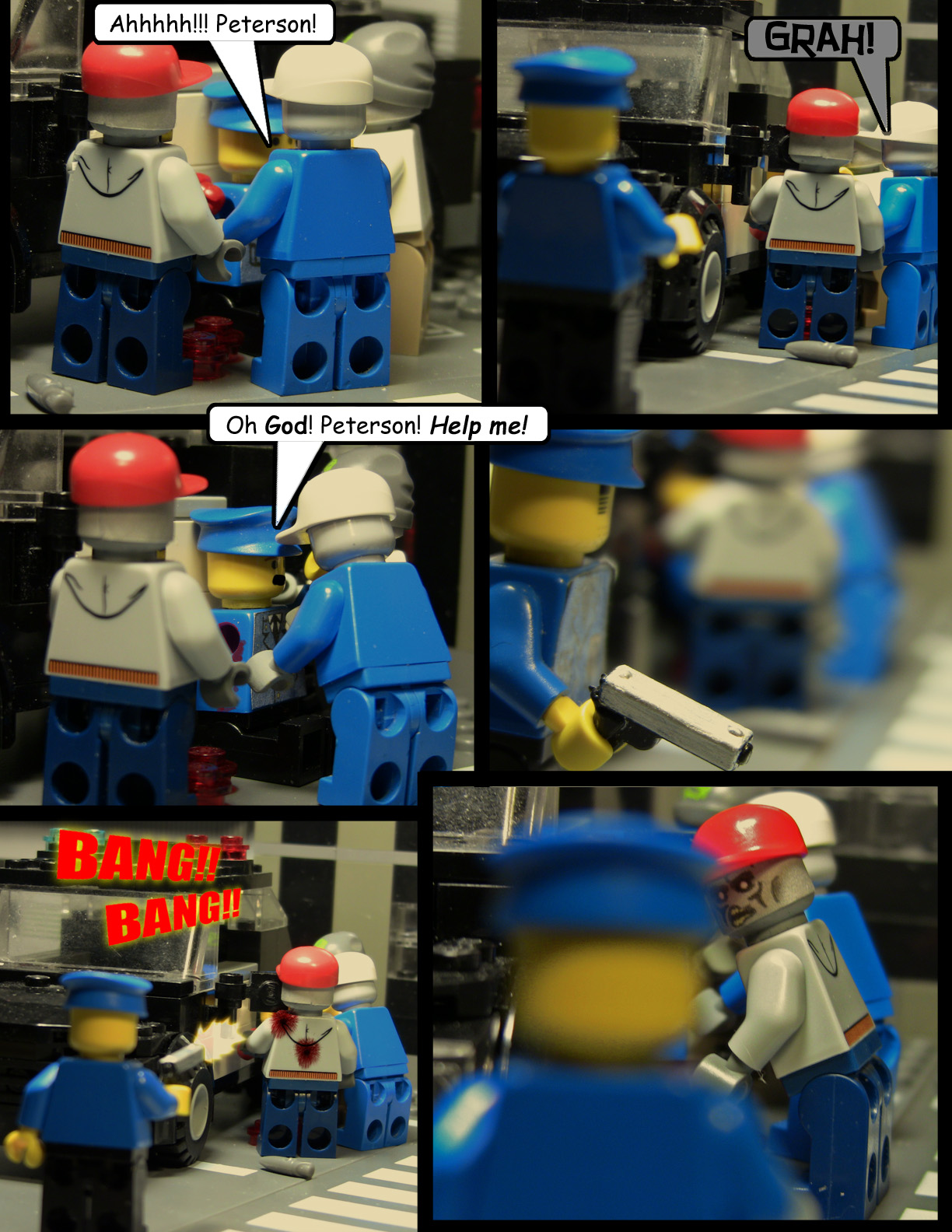 Zombie Outbrick: Episode 31