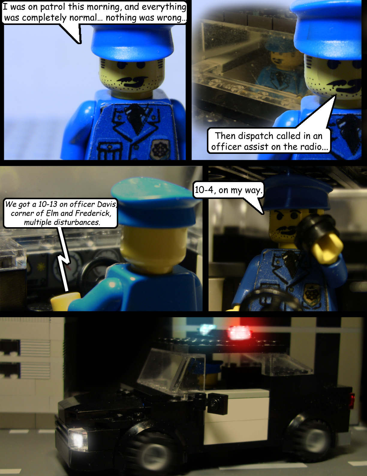 Zombie Outbrick: Episode 26