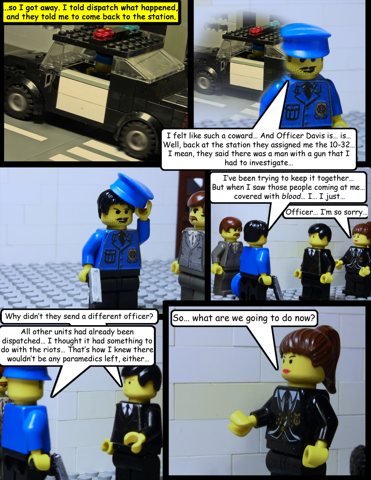 Zombie Outbrick: Episode 33