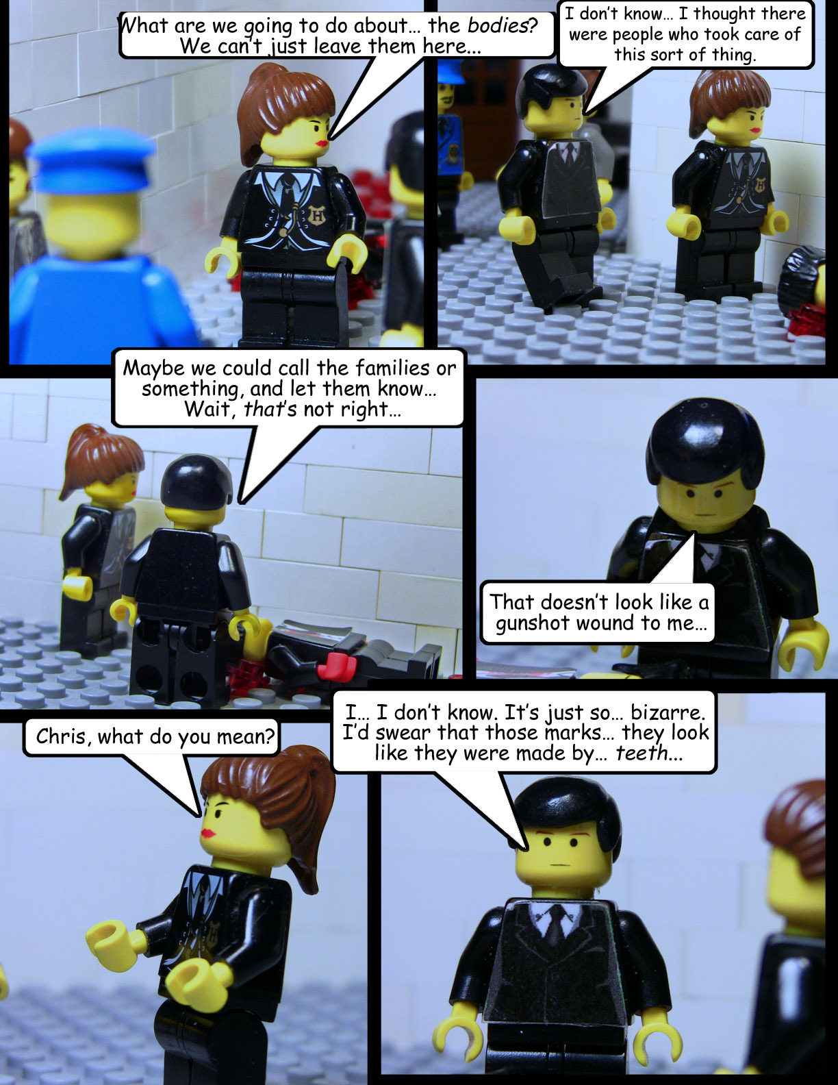 Zombie Outbrick: Episode 35