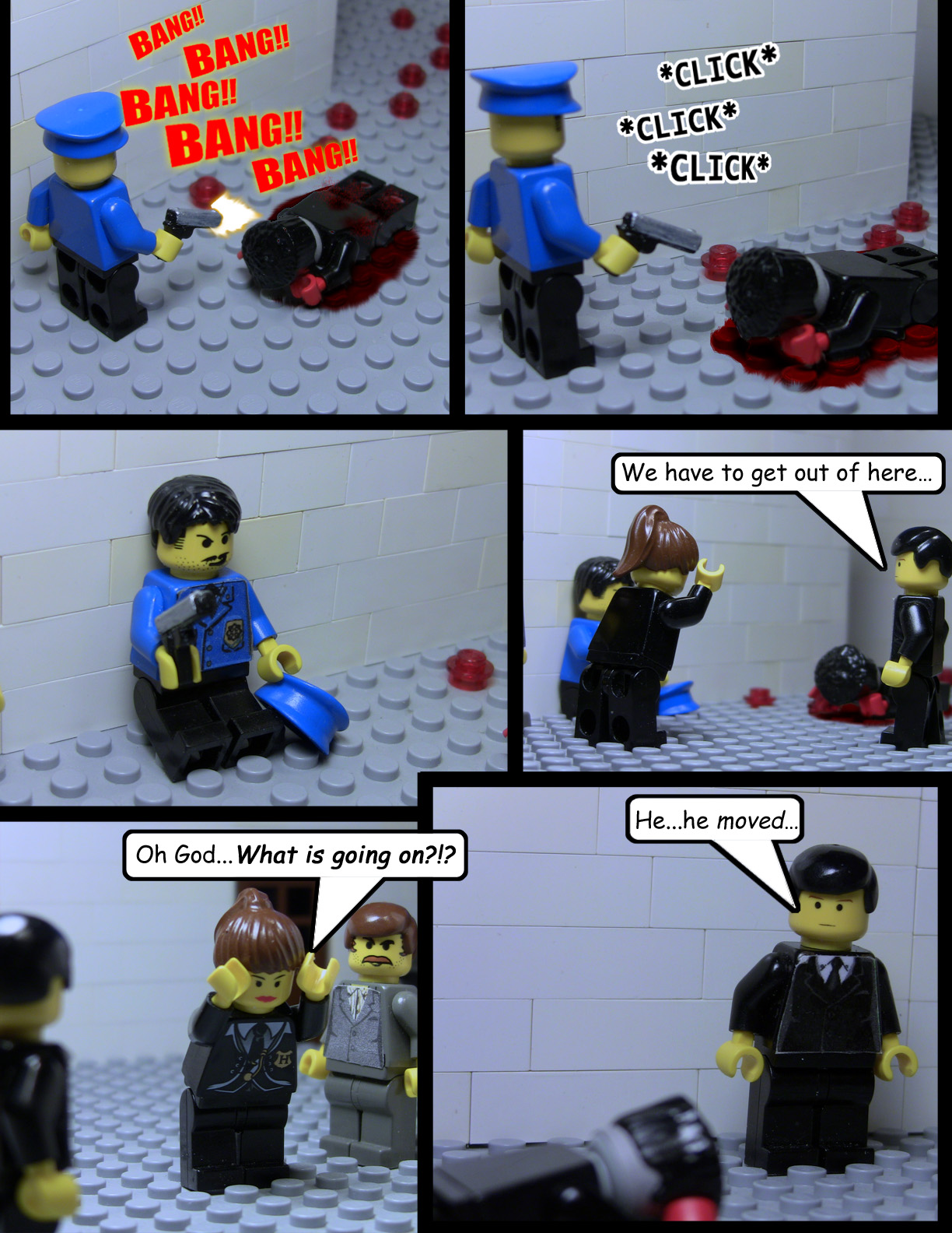 Zombie Outbrick: Episode 38
