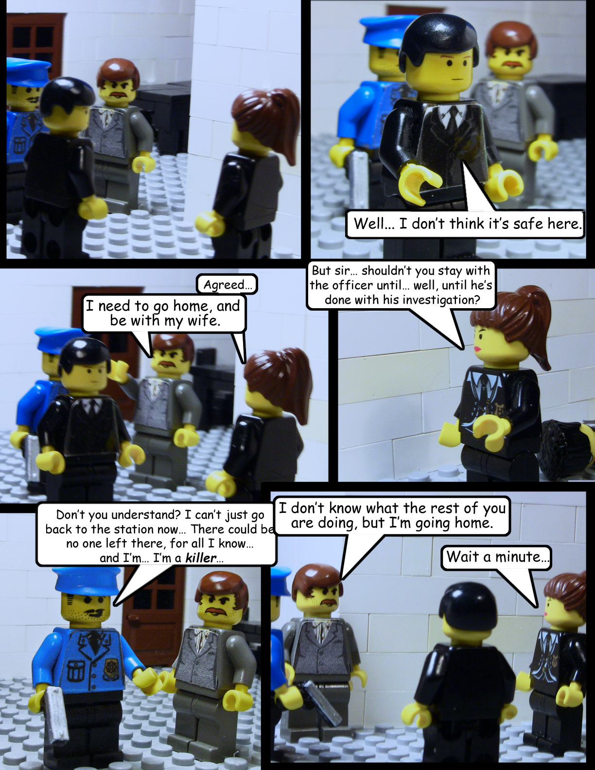 Zombie Outbrick: Episode 34