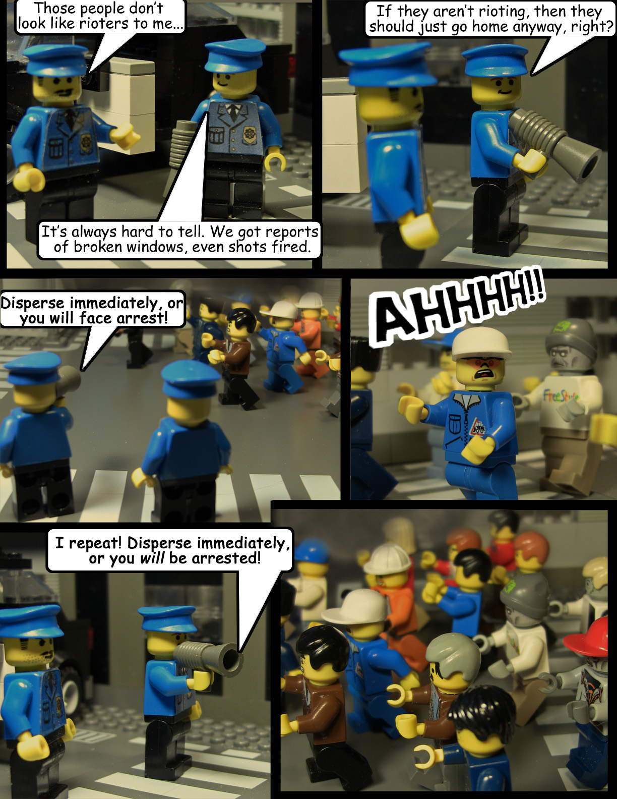 Zombie Outbrick: Episode 28