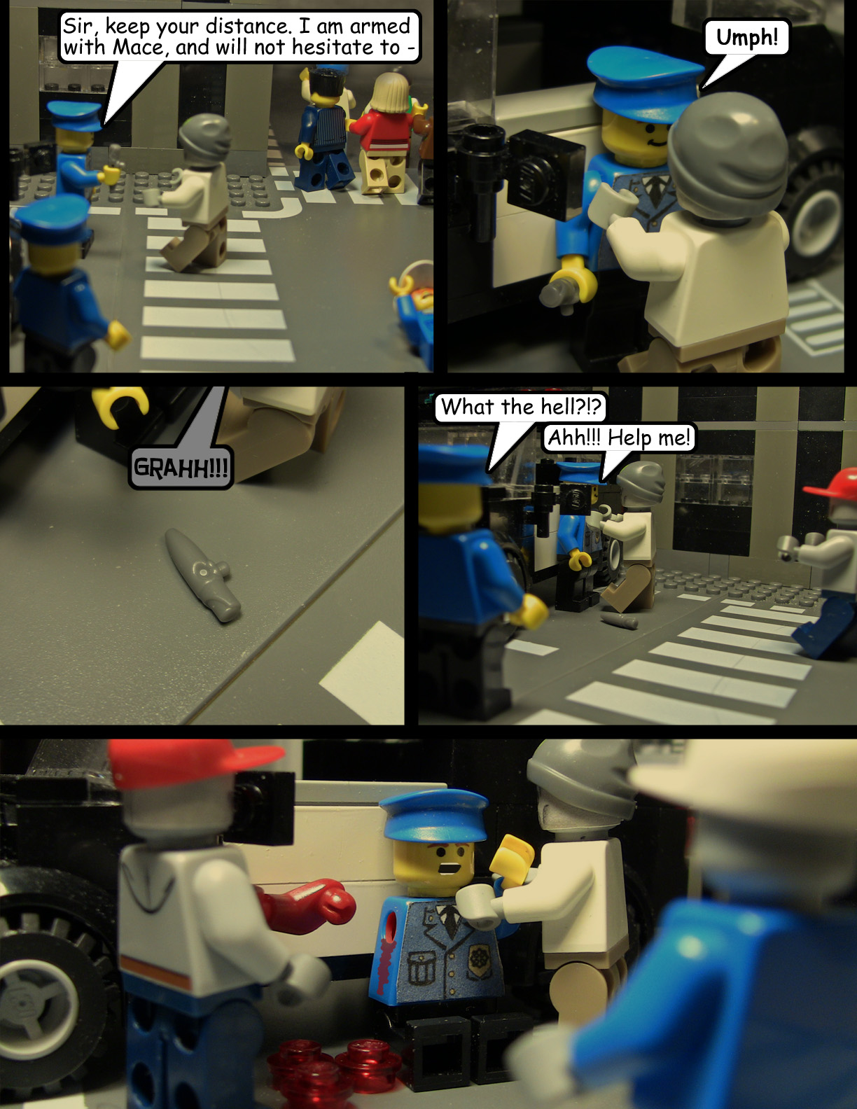 Zombie Outbrick: Episode 30