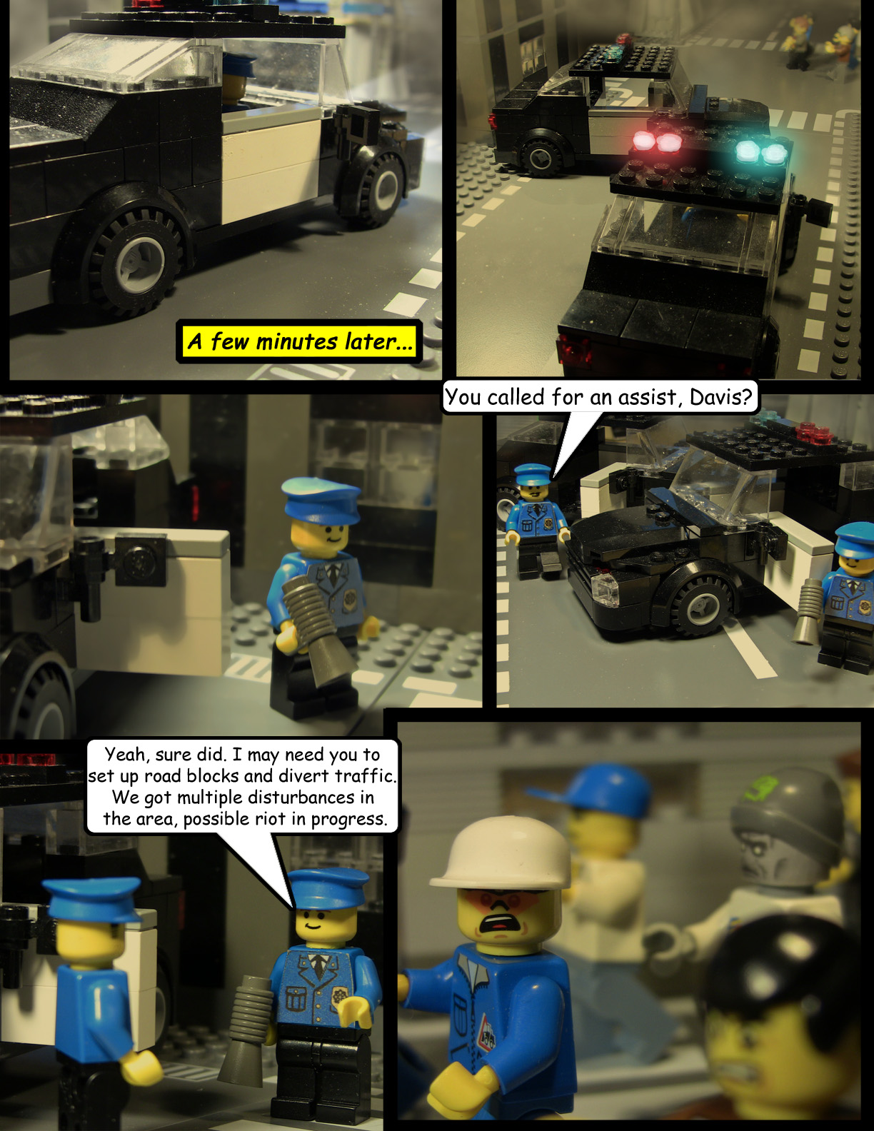 Zombie Outbrick: Episode 27