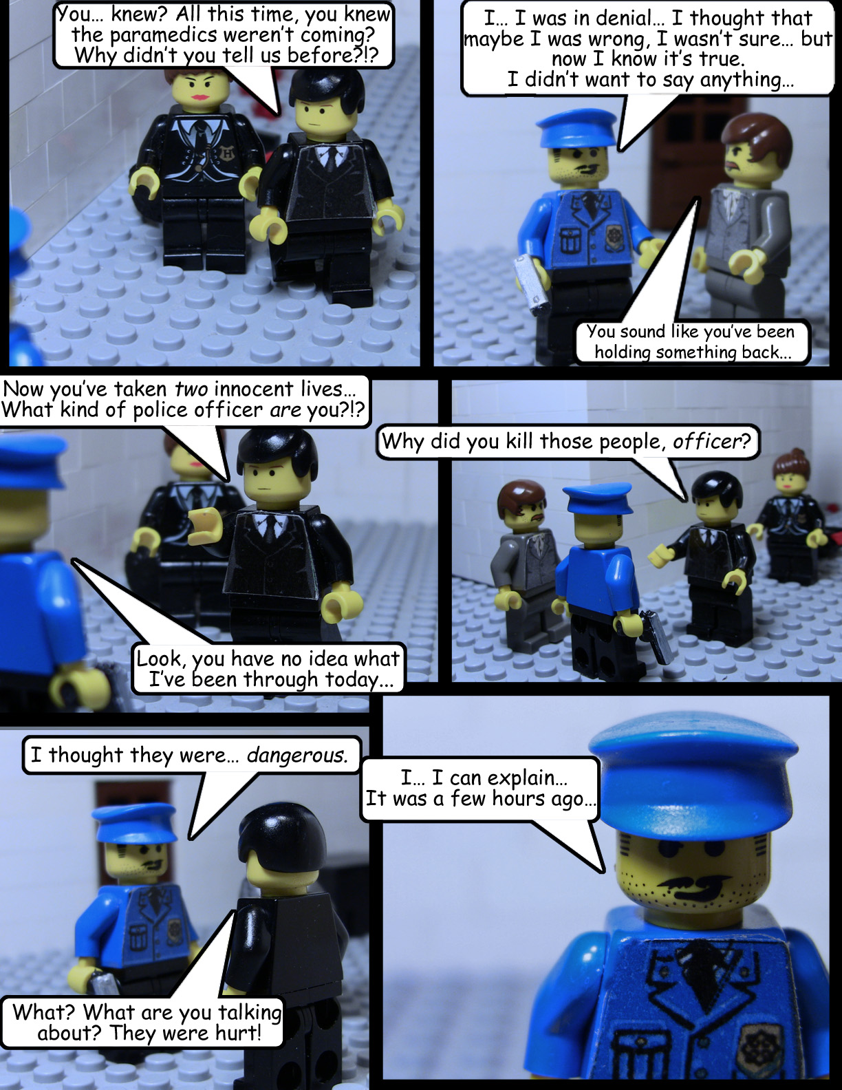 Zombie Outbrick: Episode 25