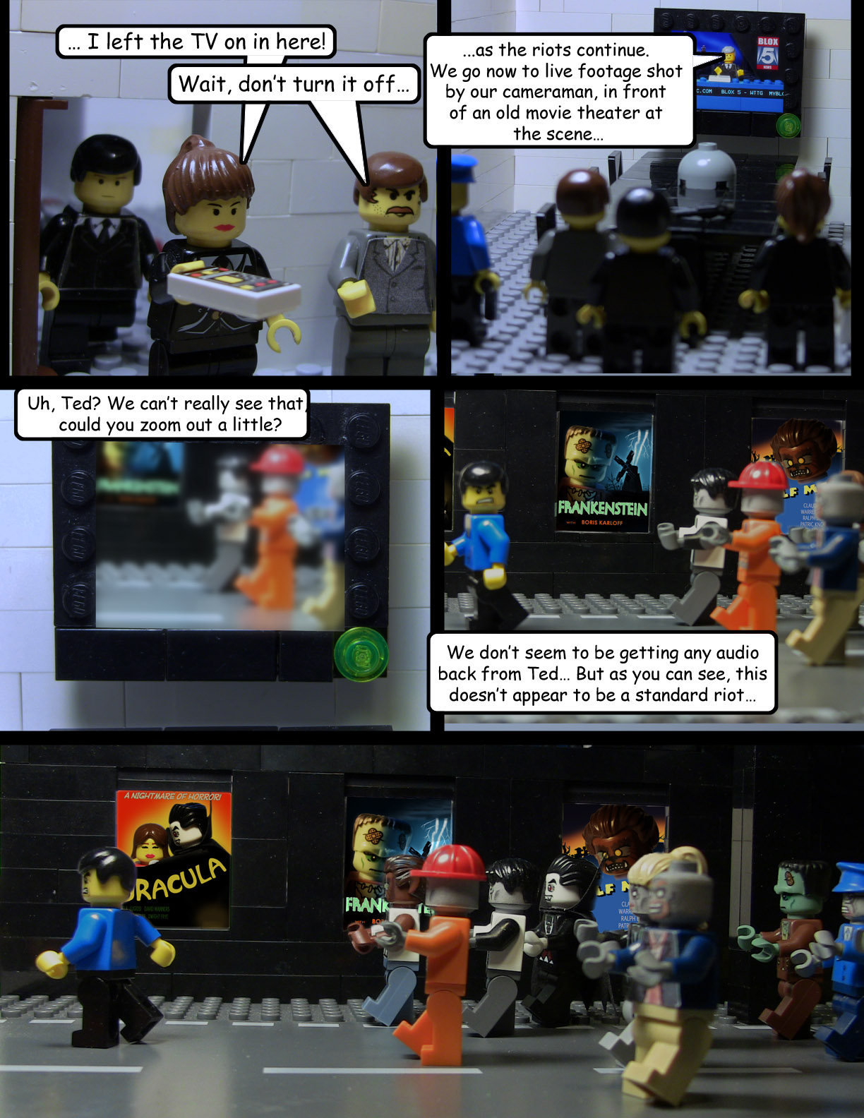 Zombie Outbrick: Episode 42