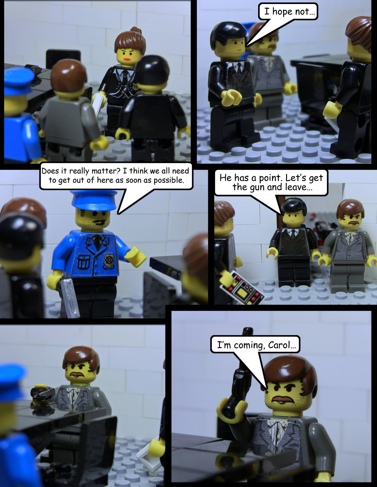 Zombie Outbrick: Episode 45