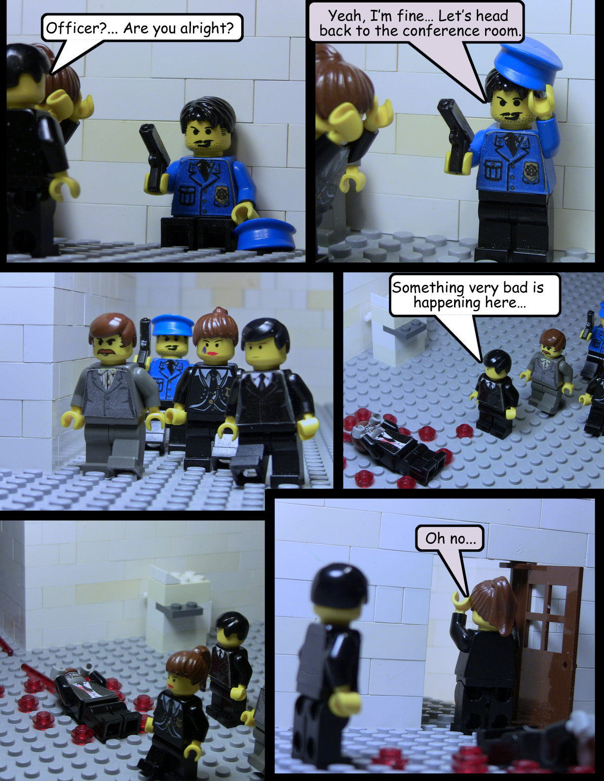 Zombie Outbrick: Episode 41