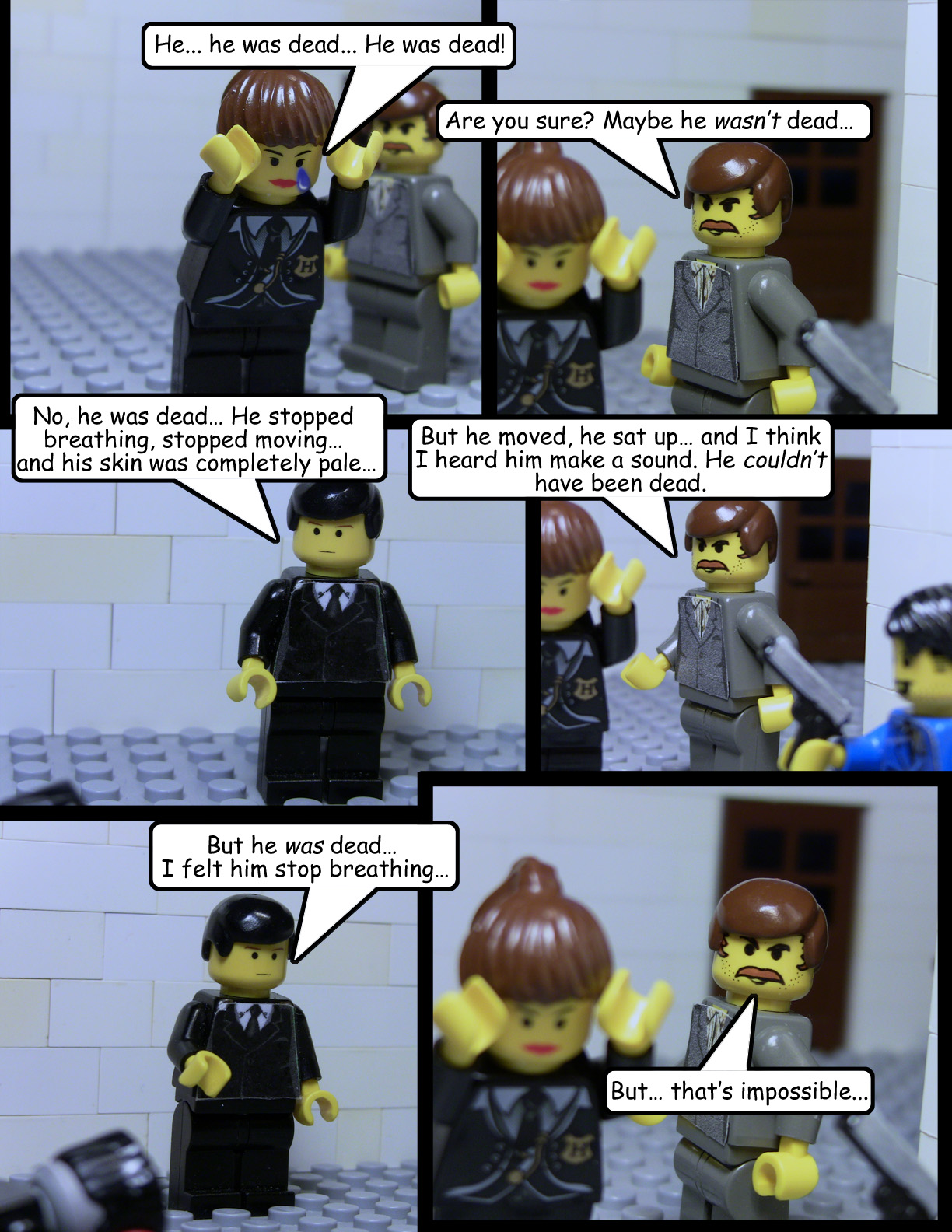 Zombie Outbrick: Episode 39