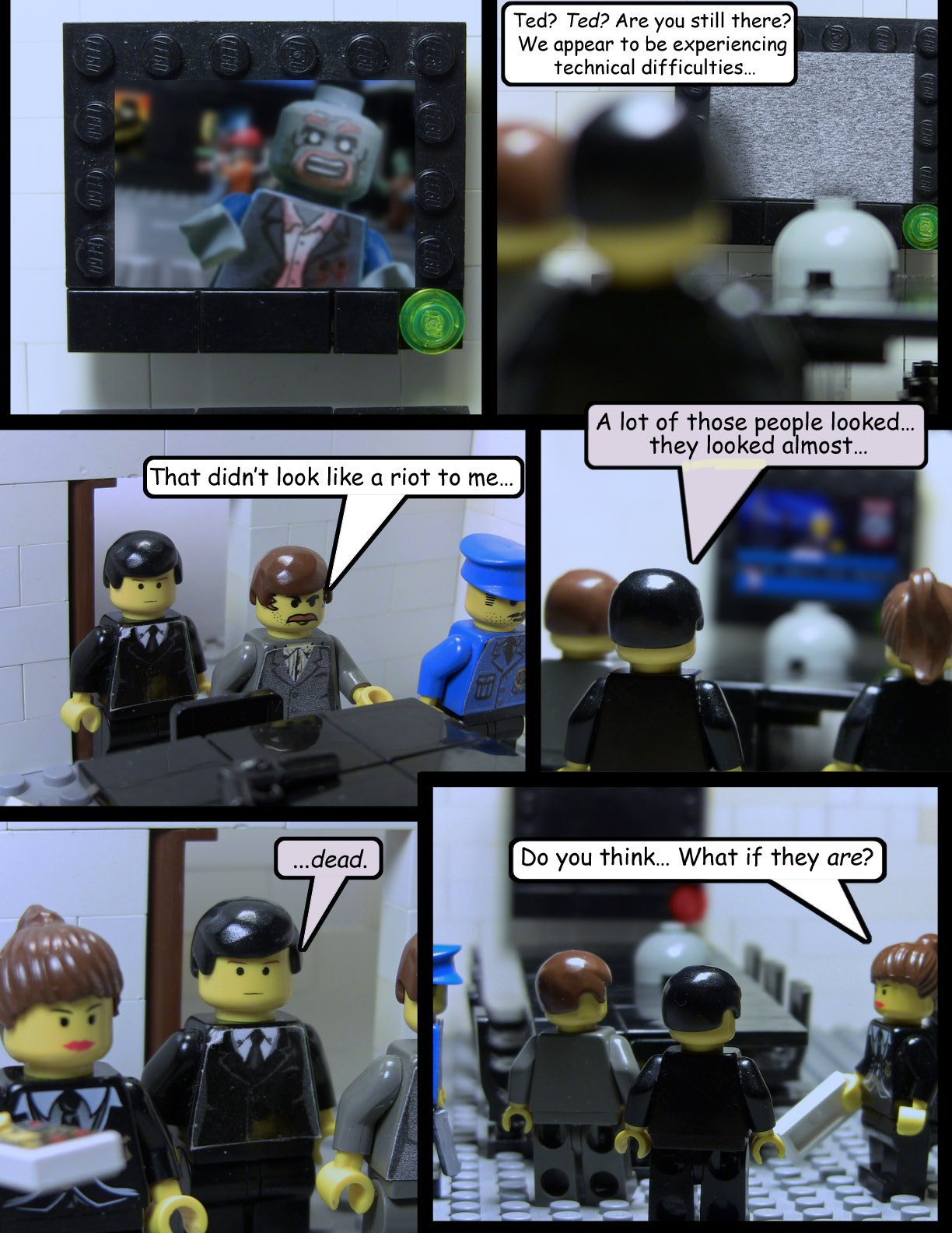 Zombie Outbrick: Episode 43
