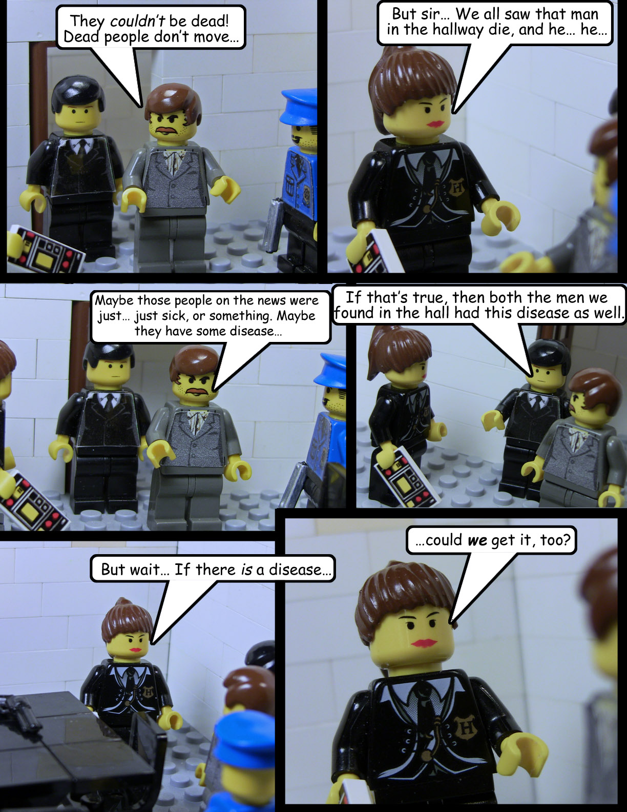 Zombie Outbrick: Episode 44