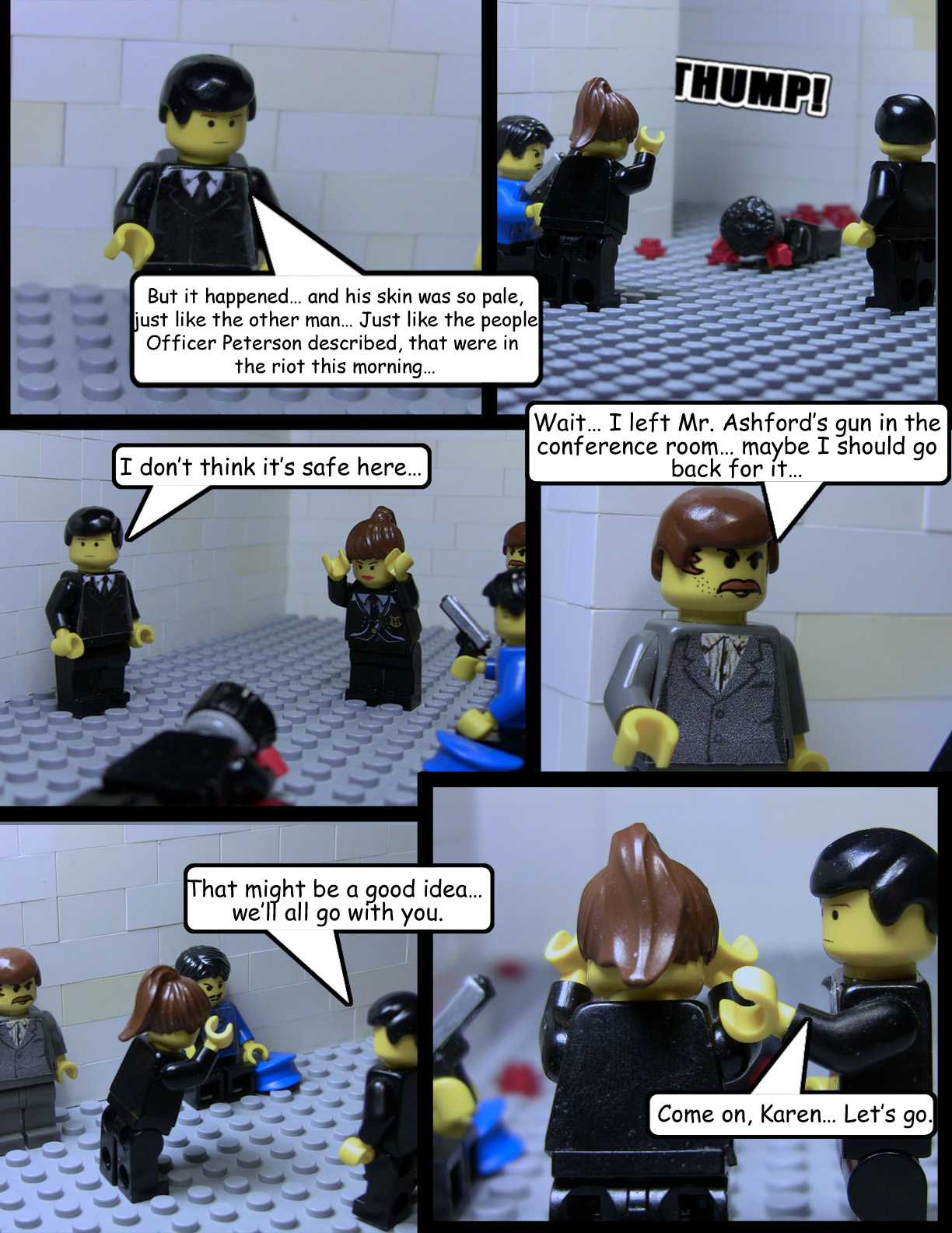 Zombie Outbrick: Episode 40