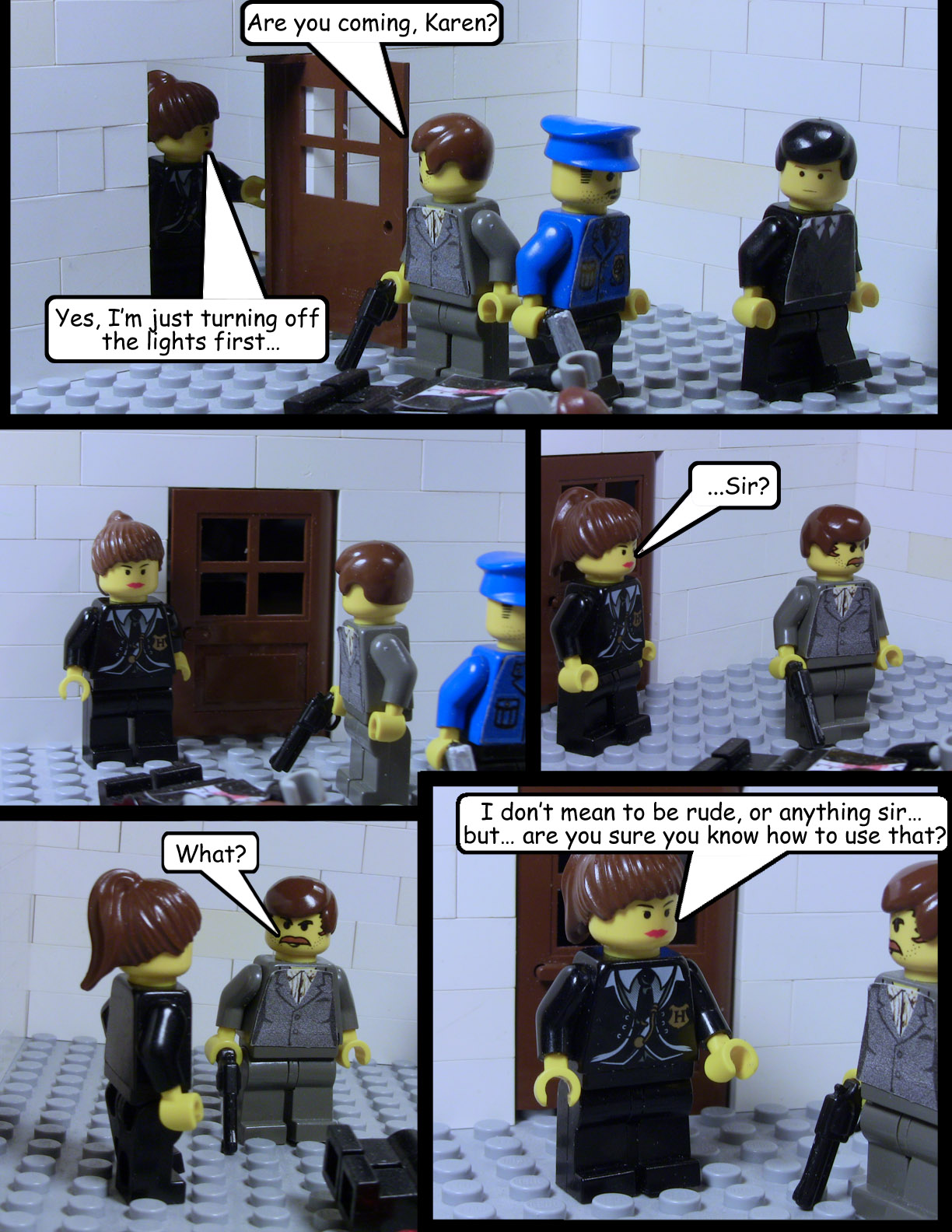 Zombie Outbrick: Episode 48
