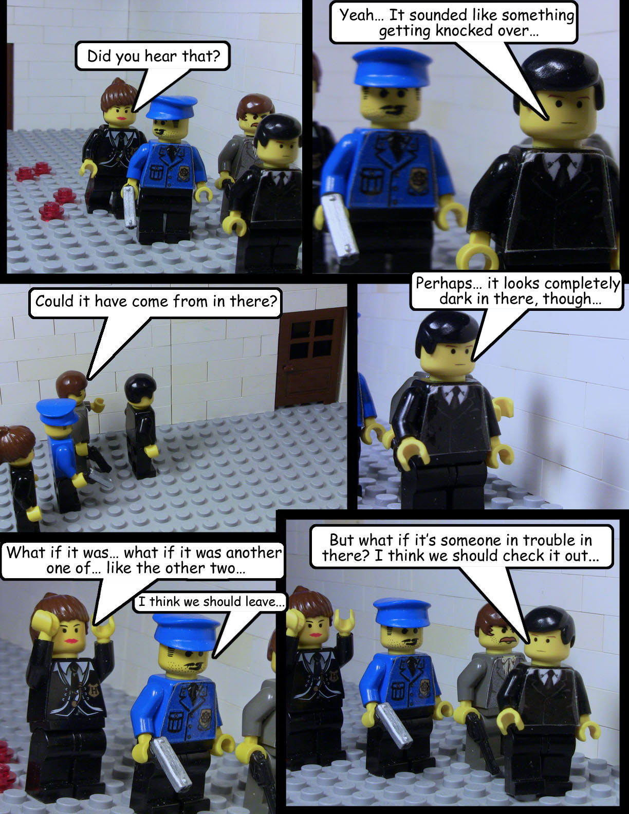 Zombie Outbrick: Episode 50