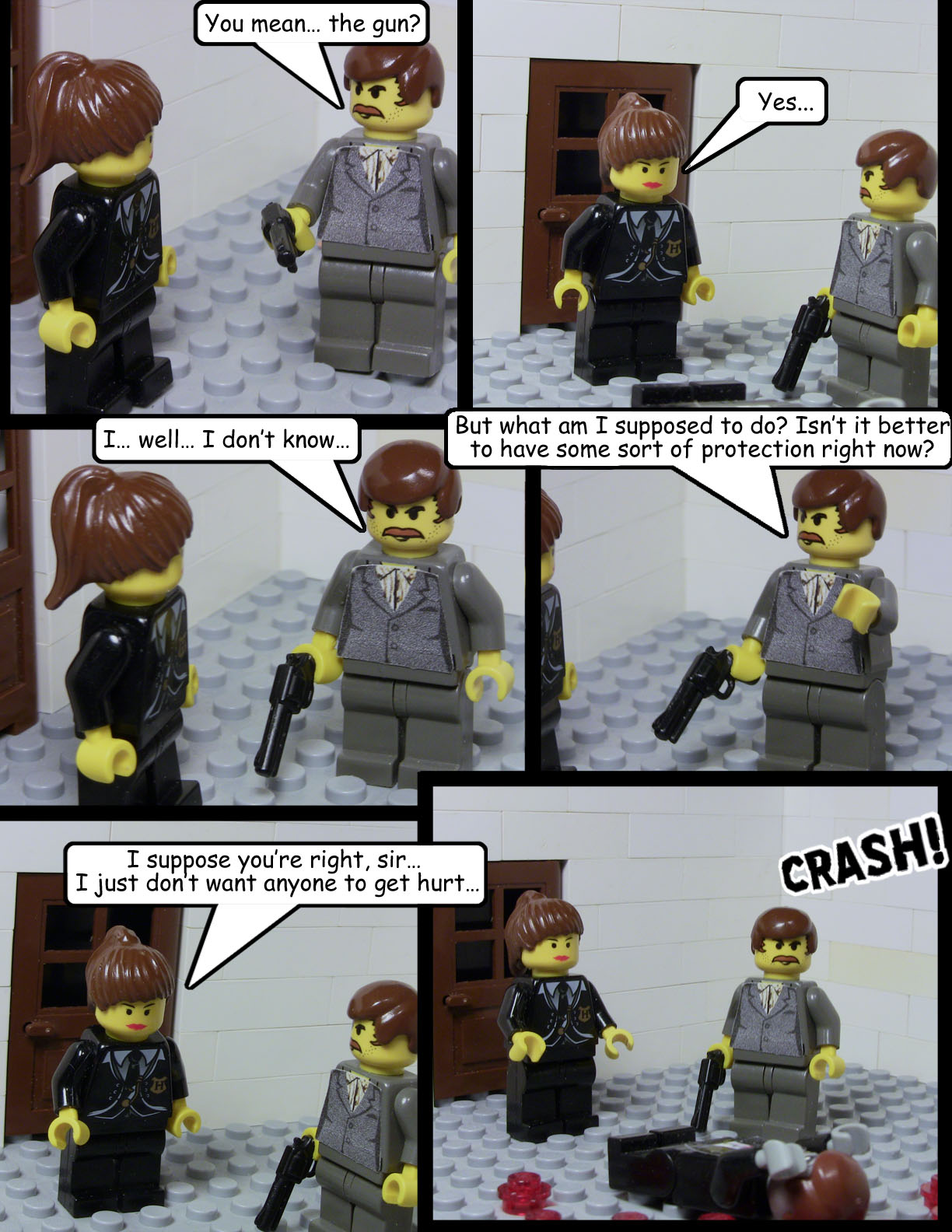 Zombie Outbrick: Episode 49