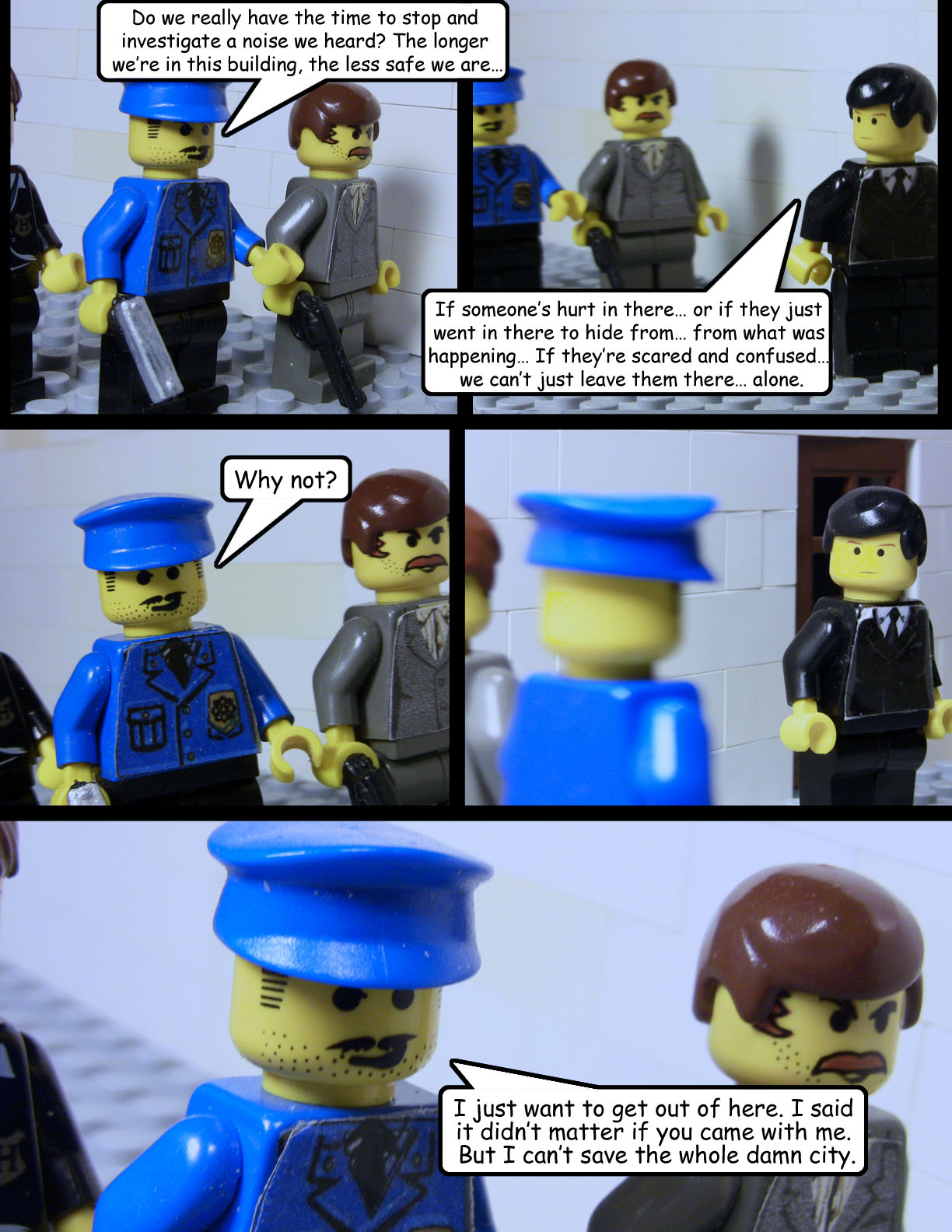 Zombie Outbrick: Episode 51