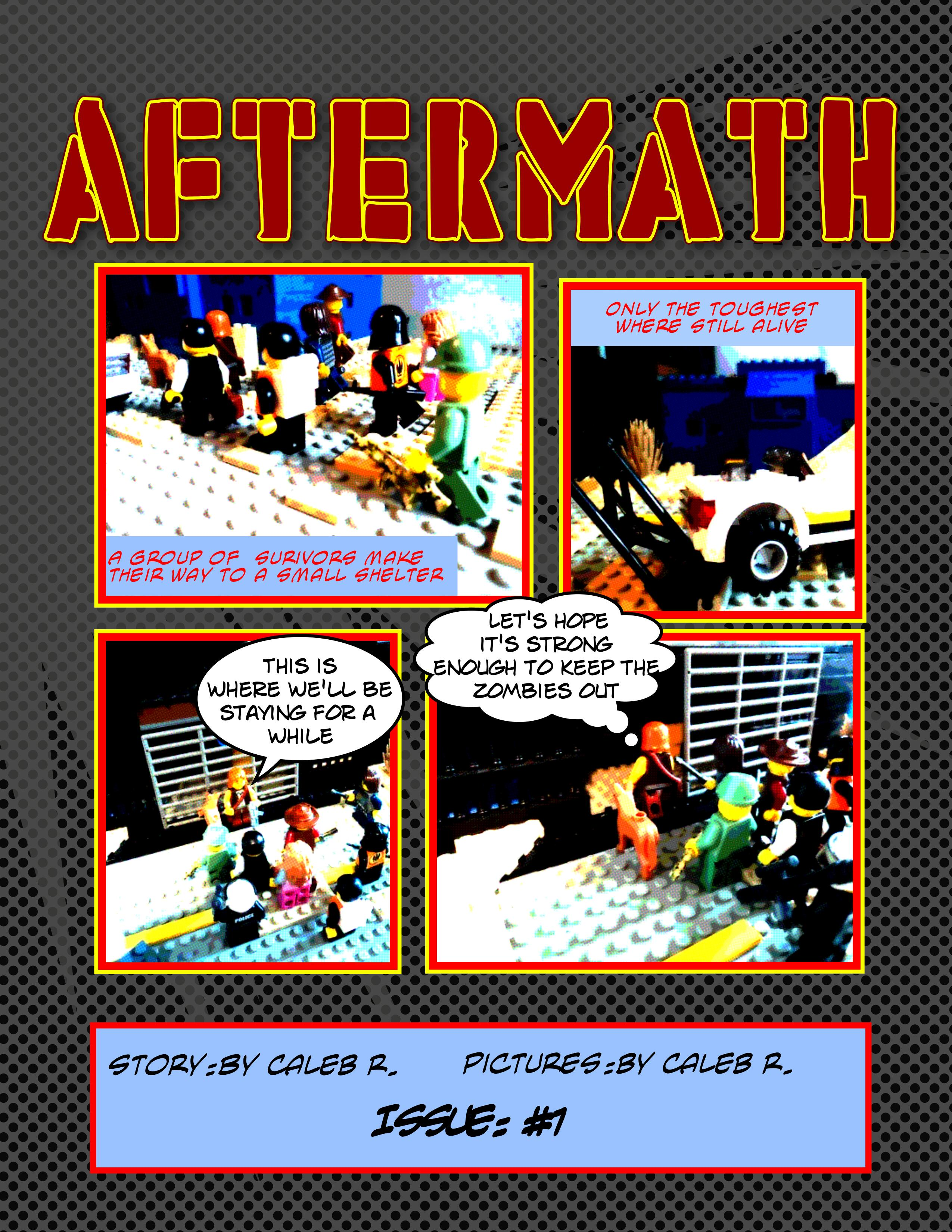 Guest Strip from Aftermath
