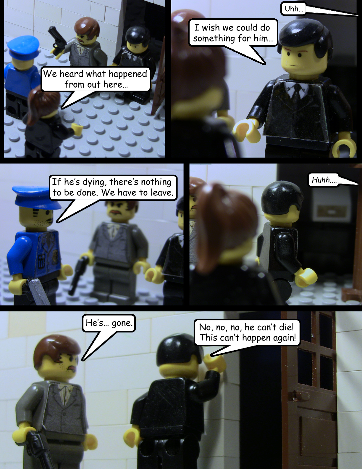 Zombie Outbrick: Episode 56