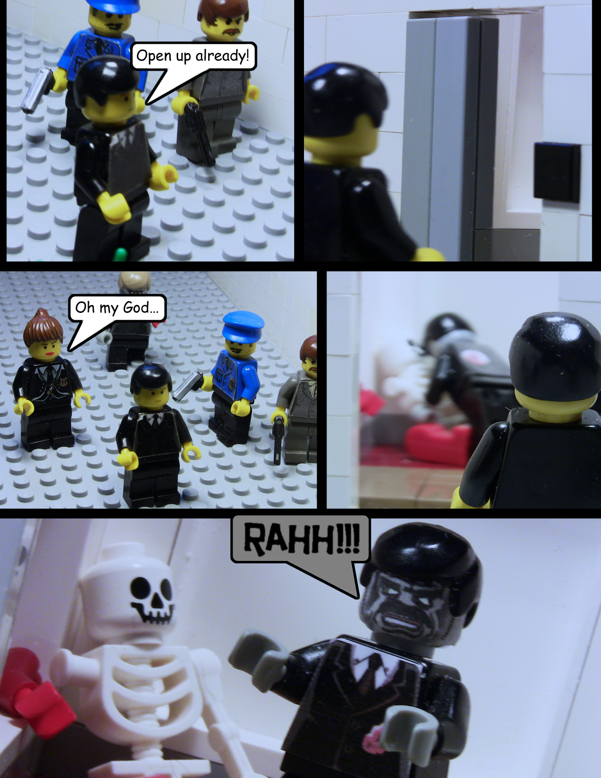 Zombie Outbrick: Episode 63
