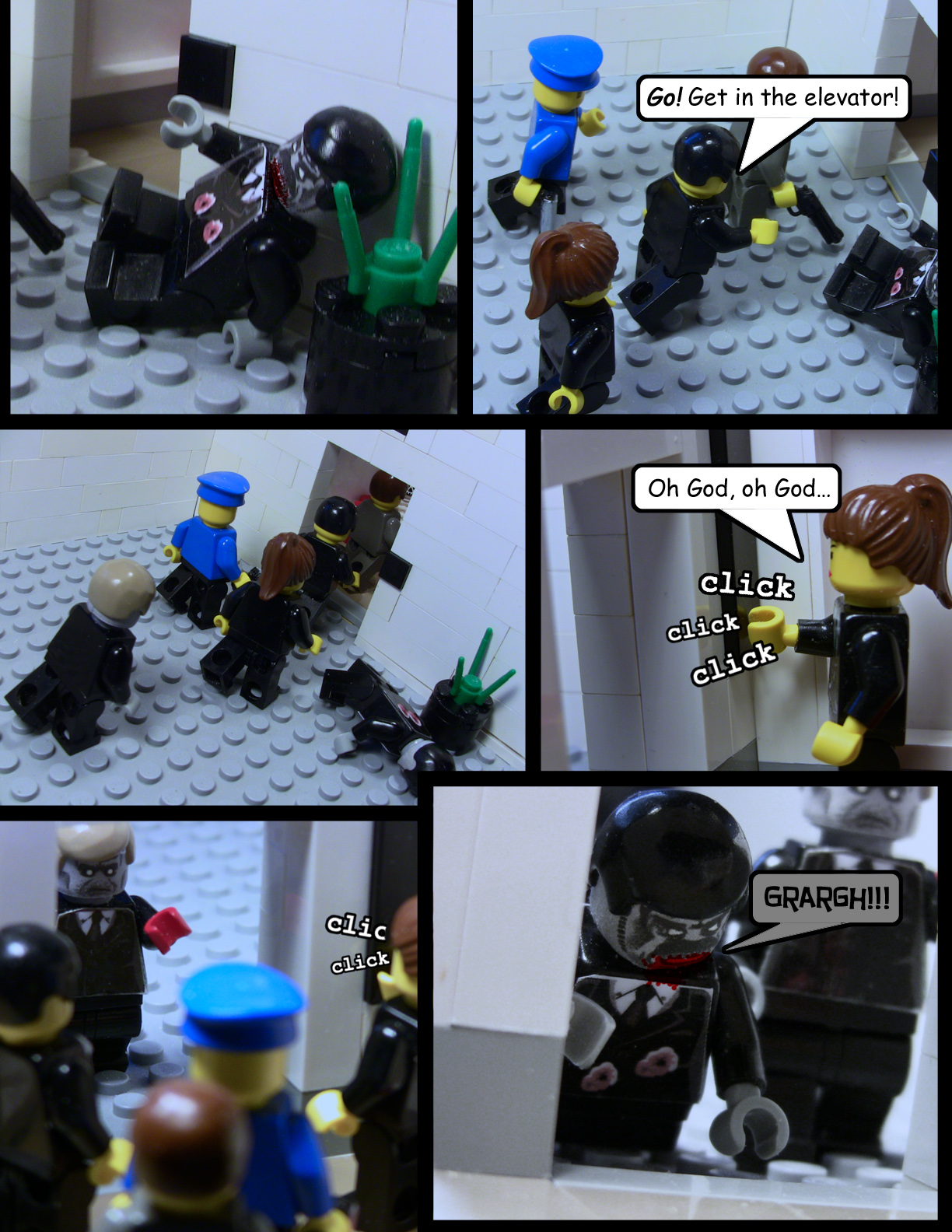 Zombie Outbrick: Episode 65