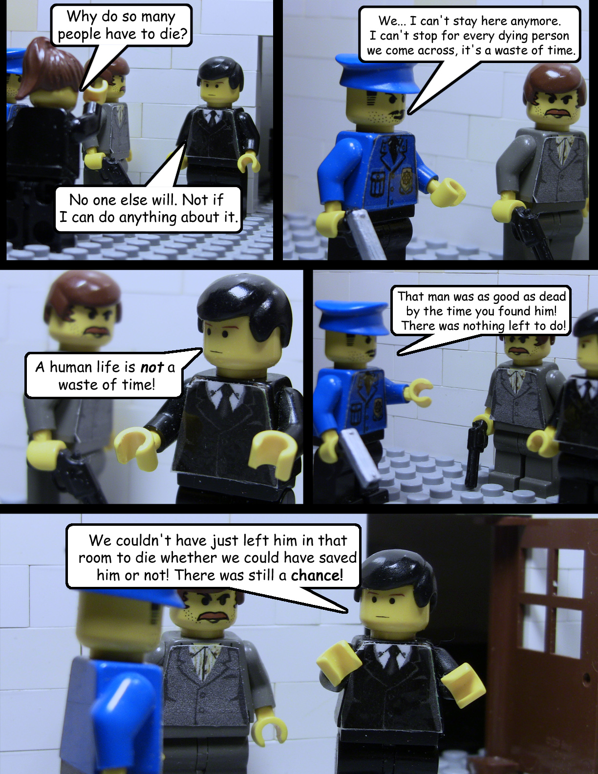 Zombie Outbrick: Episode 57