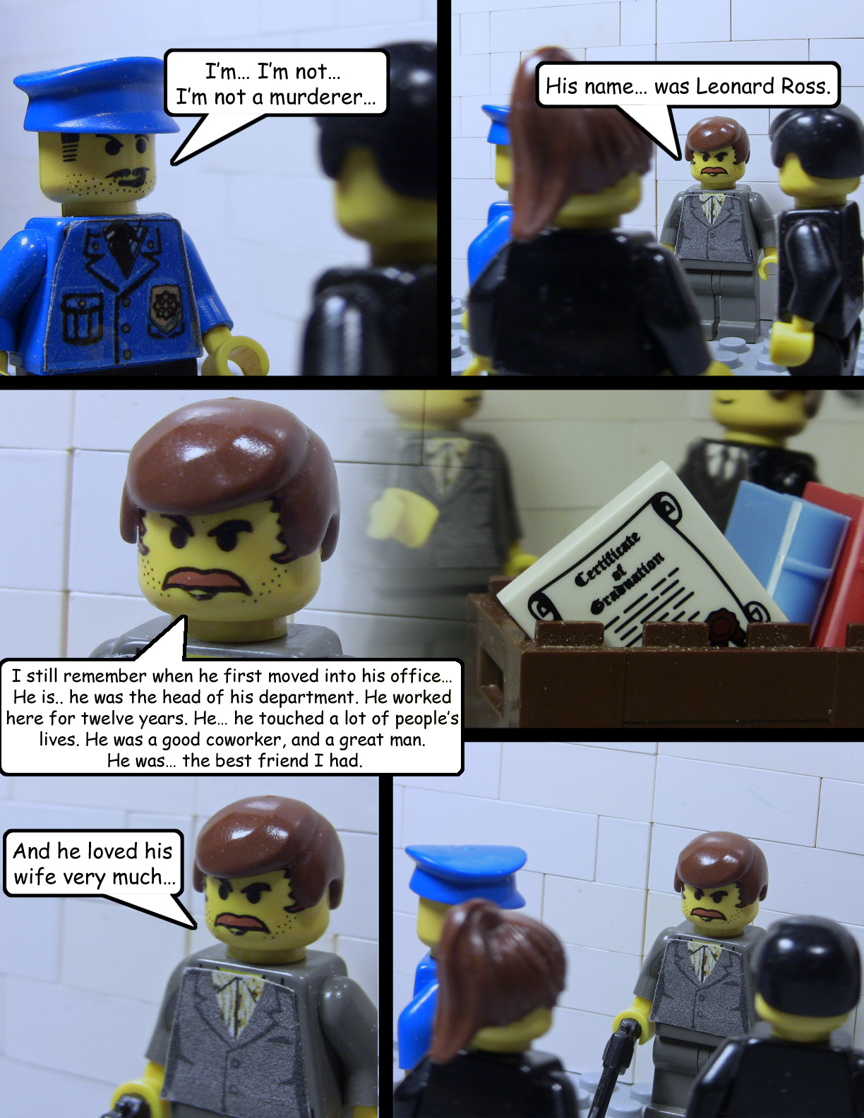 Zombie Outbrick: Episode 59