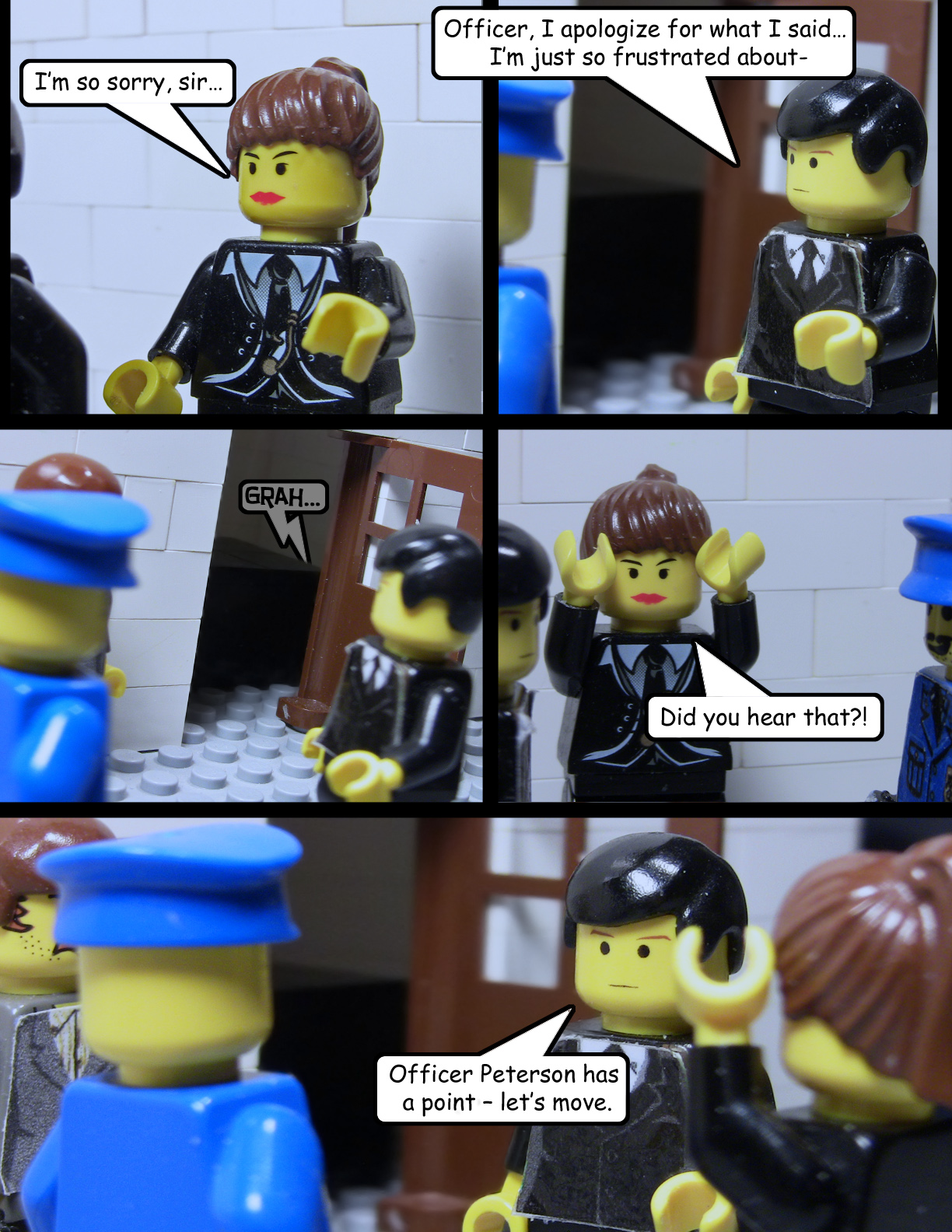 Zombie Outbrick: Episode 60