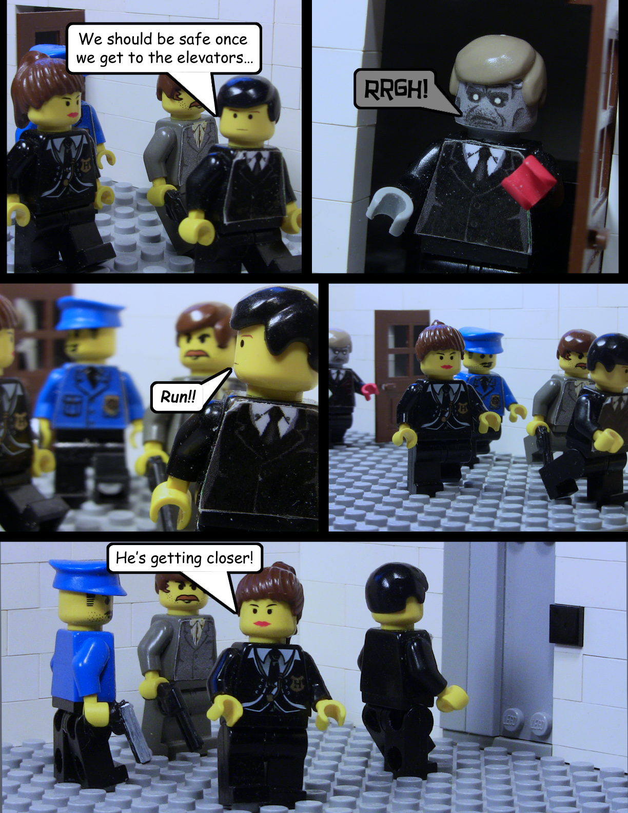Zombie Outbrick: Episode 61