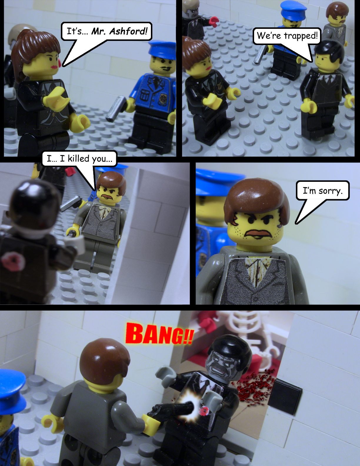 Zombie Outbrick: Episode 64