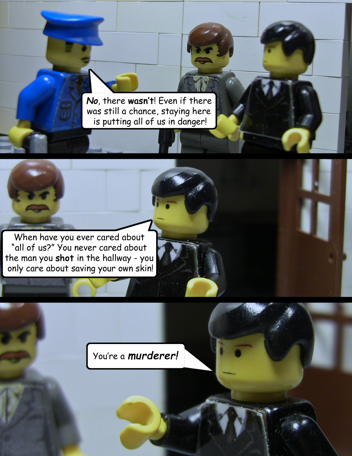Zombie Outbrick: Episode 58