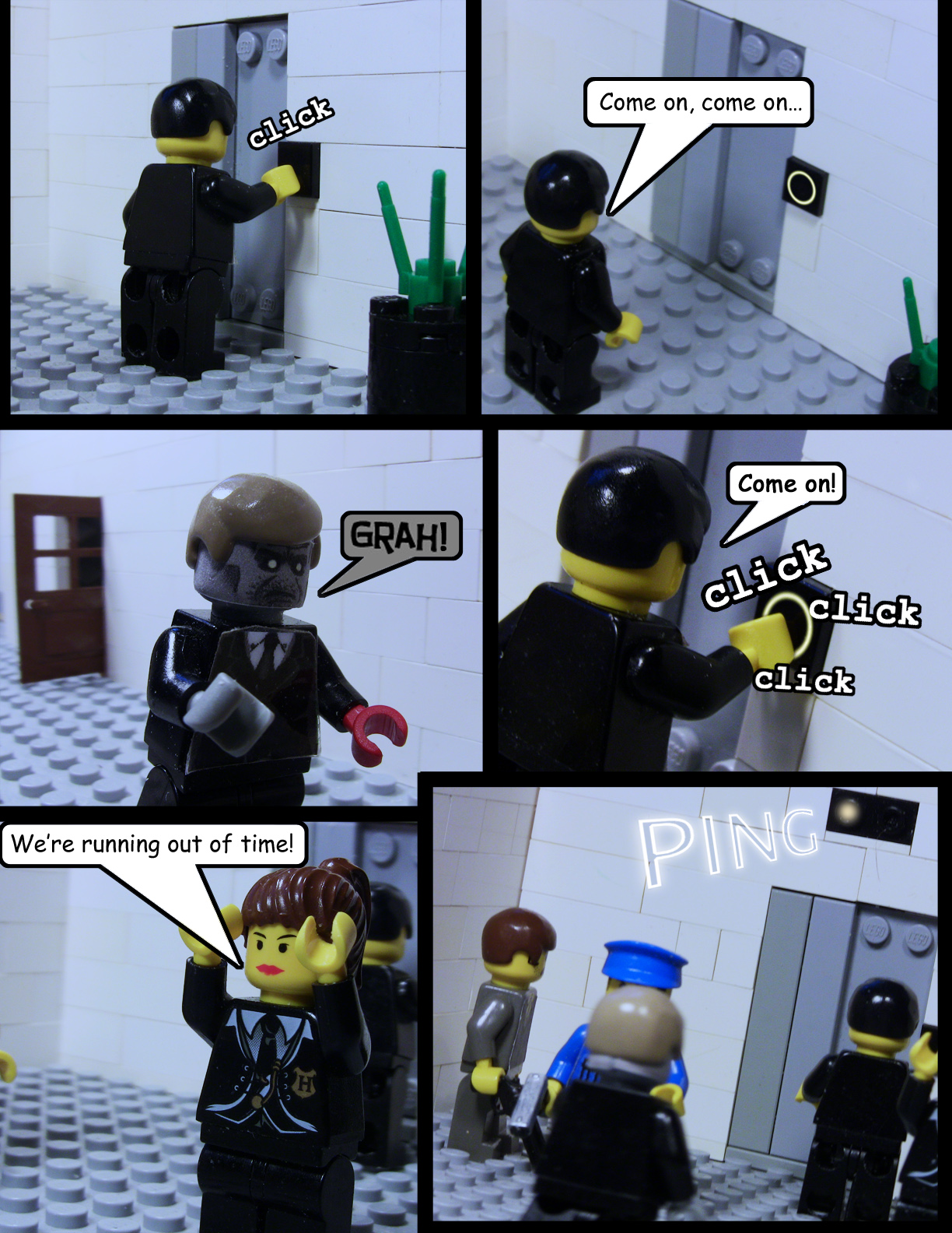 Zombie Outbrick: Episode 62