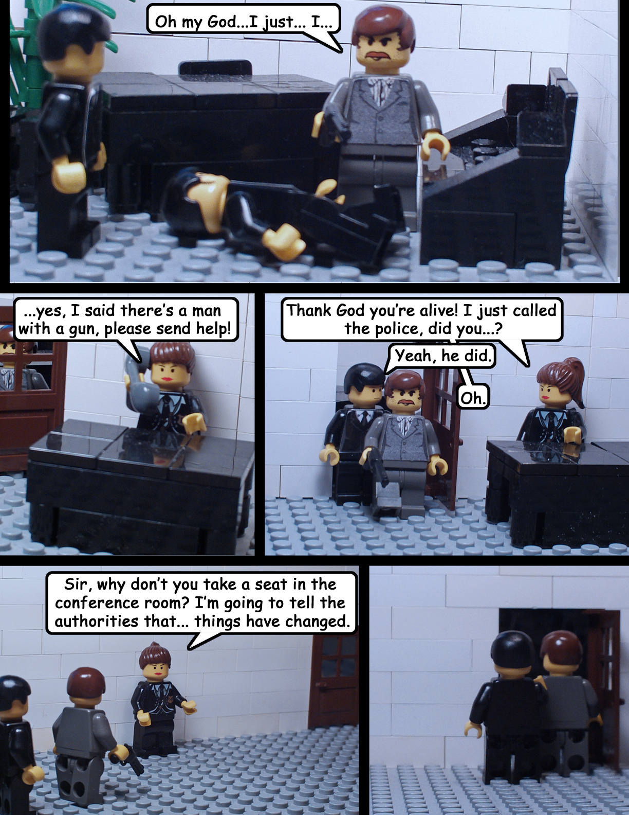 Zombie Outbrick: Episode 9