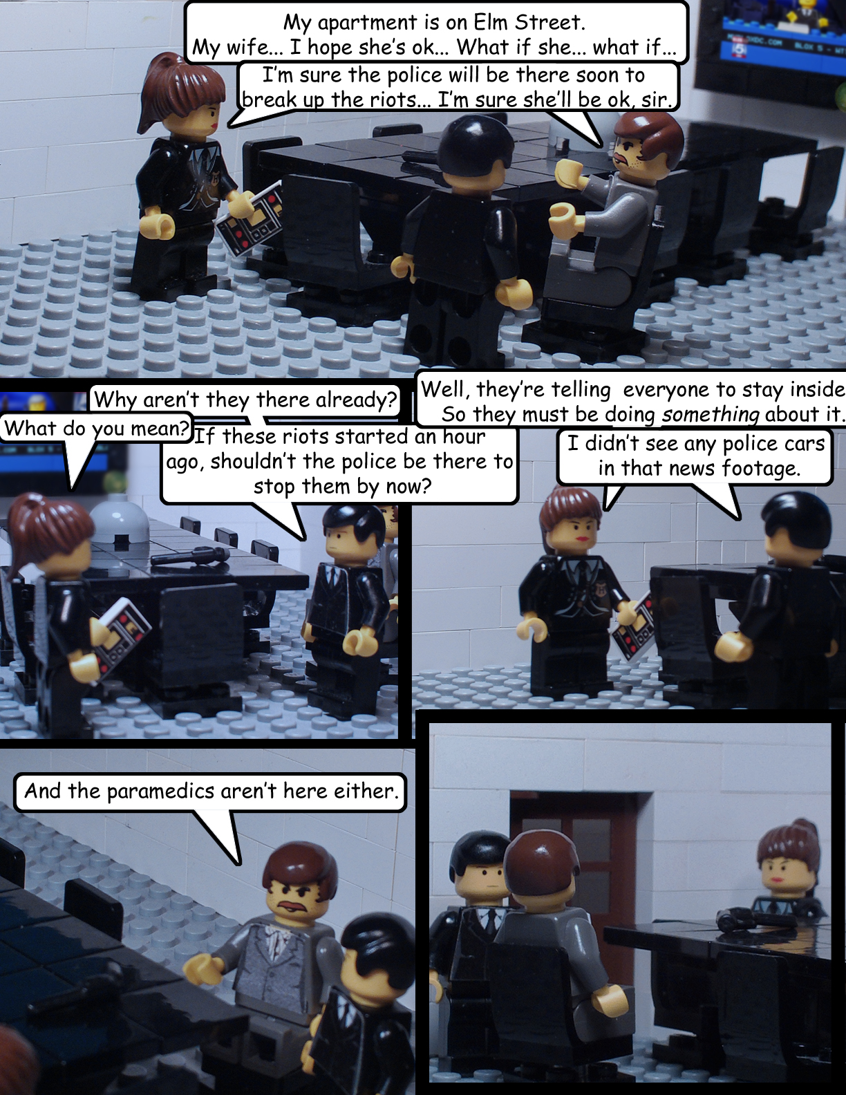 Zombie Outbrick: Episode 12
