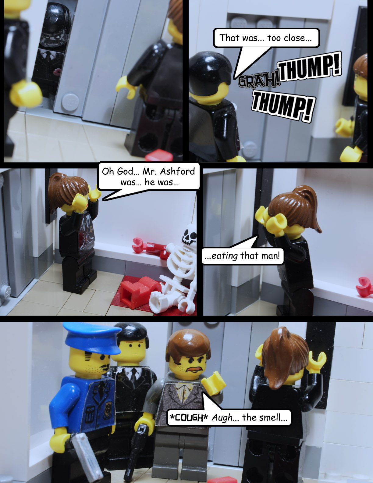 Zombie Outbrick: Episode 66
