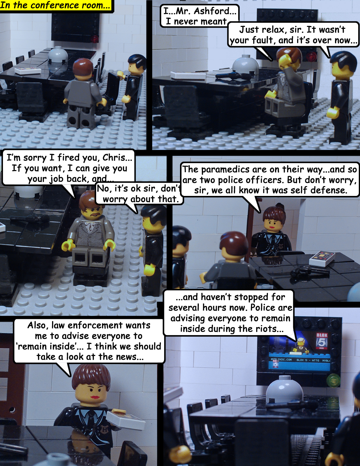 Zombie Outbrick: Episode 10