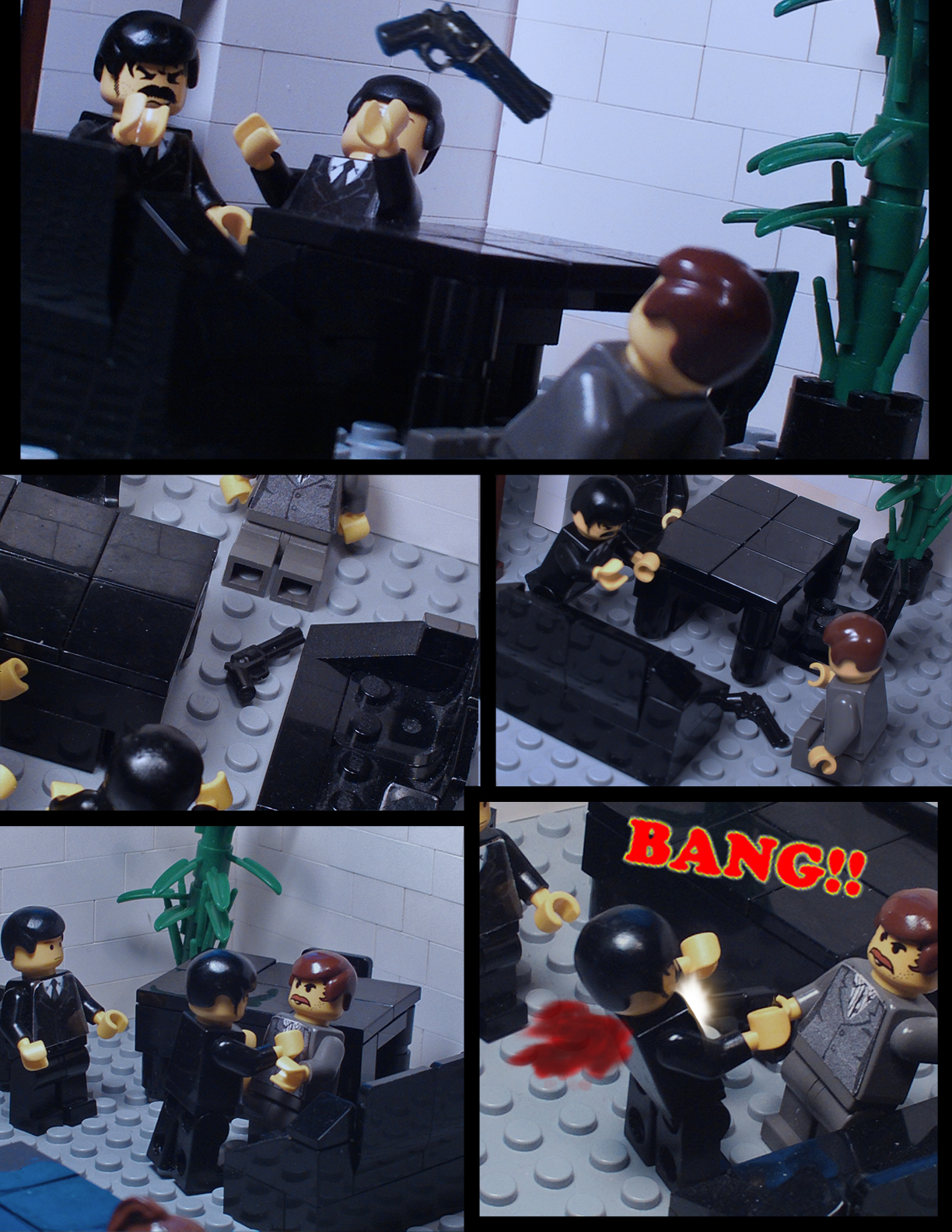 Zombie Outbrick: Episode 8